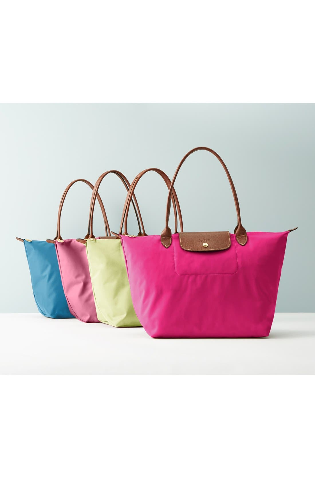 Alternate Image 6  - Longchamp 'Large Le Pliage' Tote