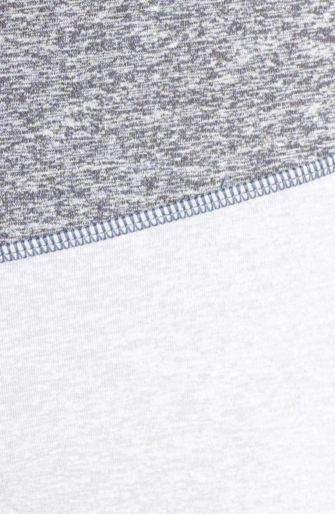Alternate Image 5  - Zella 'Progression' Colorblock Leggings