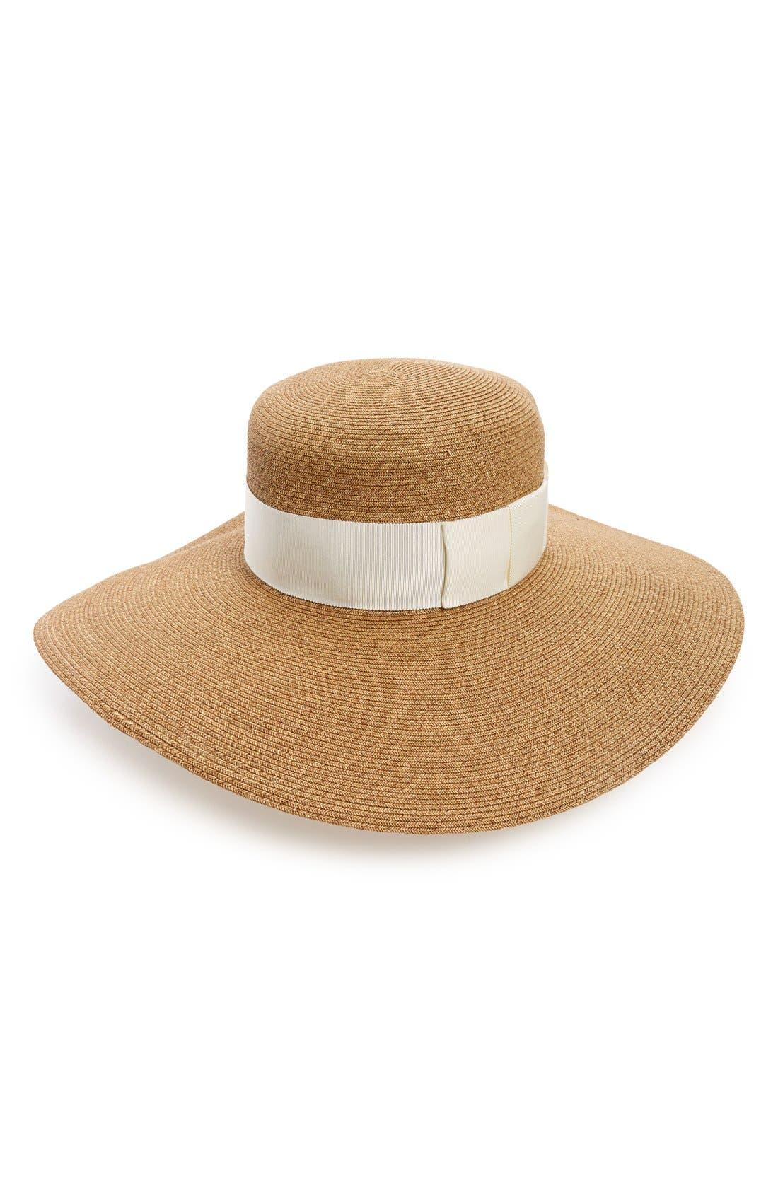 Alternate Image 1 Selected - Eugenina Kim Straw Sun Hat