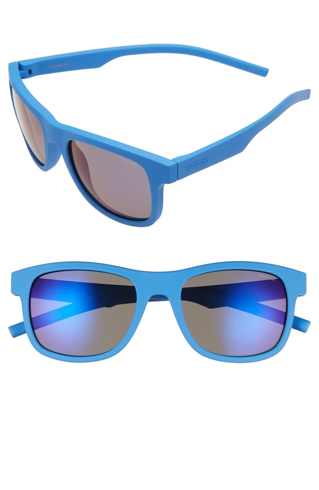 Polaroid 51mm Polarized Retro Sunglasses