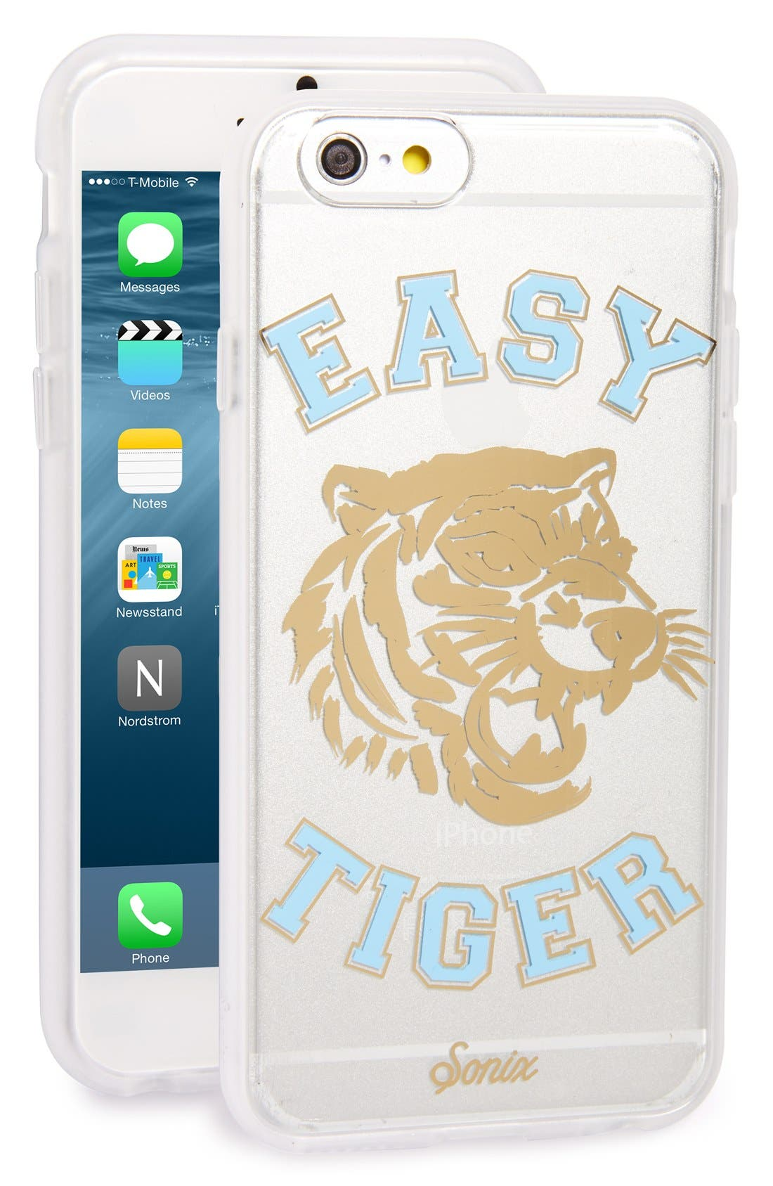 Alternate Image 1 Selected - Sonix Easy Tiger 6/6s iPhone Case
