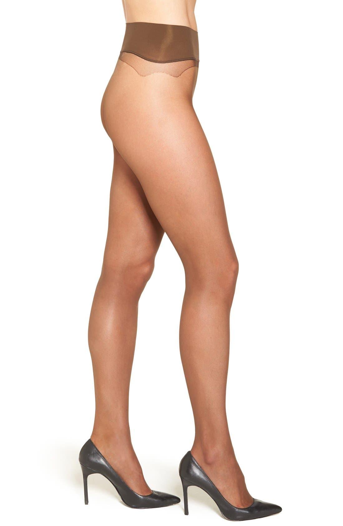 Main Image - Nordstrom Seamless Sheer Pantyhose