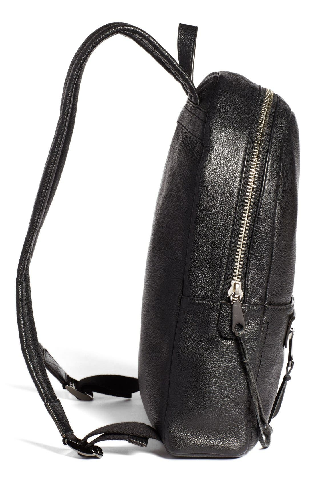 Alternate Image 5  - Rebecca Minkoff 'Always On Regan' Leather Backpack