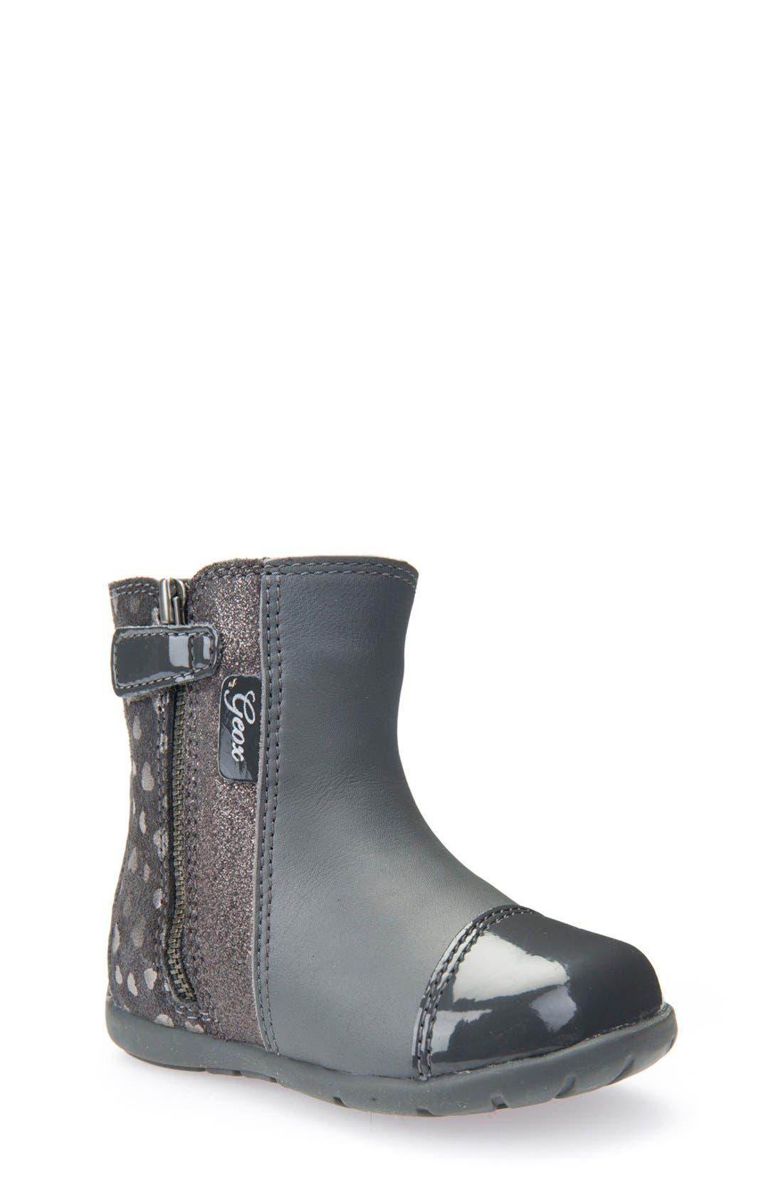 Geox 'Kaytan' Boot (Baby, Walker & Toddler)