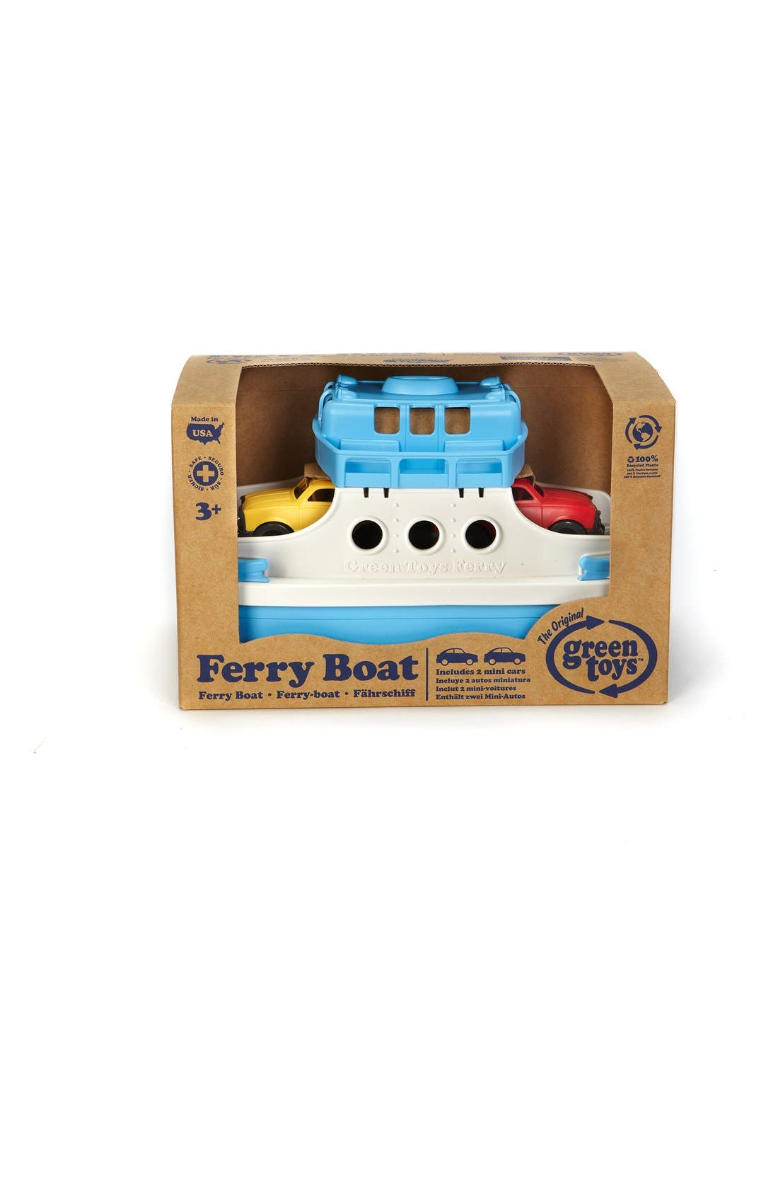 Alternate Image 4  - Green Toys Ferry Boat Toy