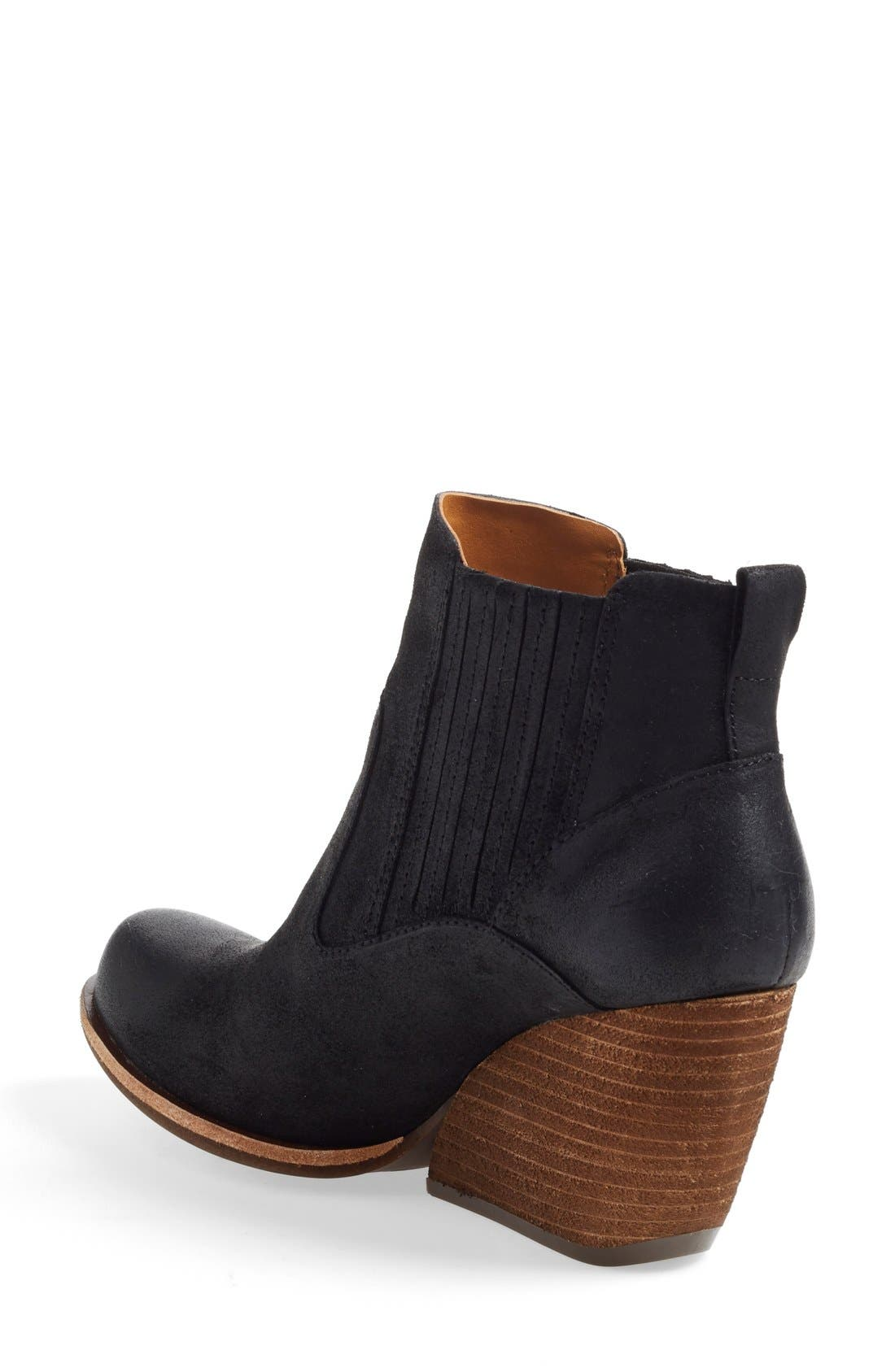 Alternate Image 2  - Kork-Ease® 'Verdelet' Wedge Bootie (Women)