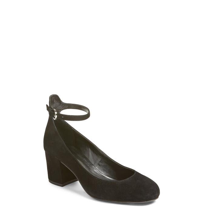 BP. Ankle Strap Block Heel Pump (Women) | Nordstrom