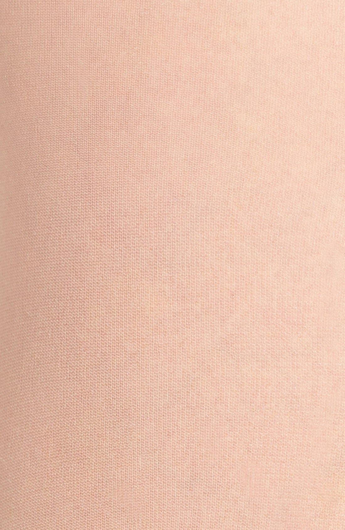 Waist Control Sheer Pantyhose,                             Alternate thumbnail 2, color,                             Light Nude
