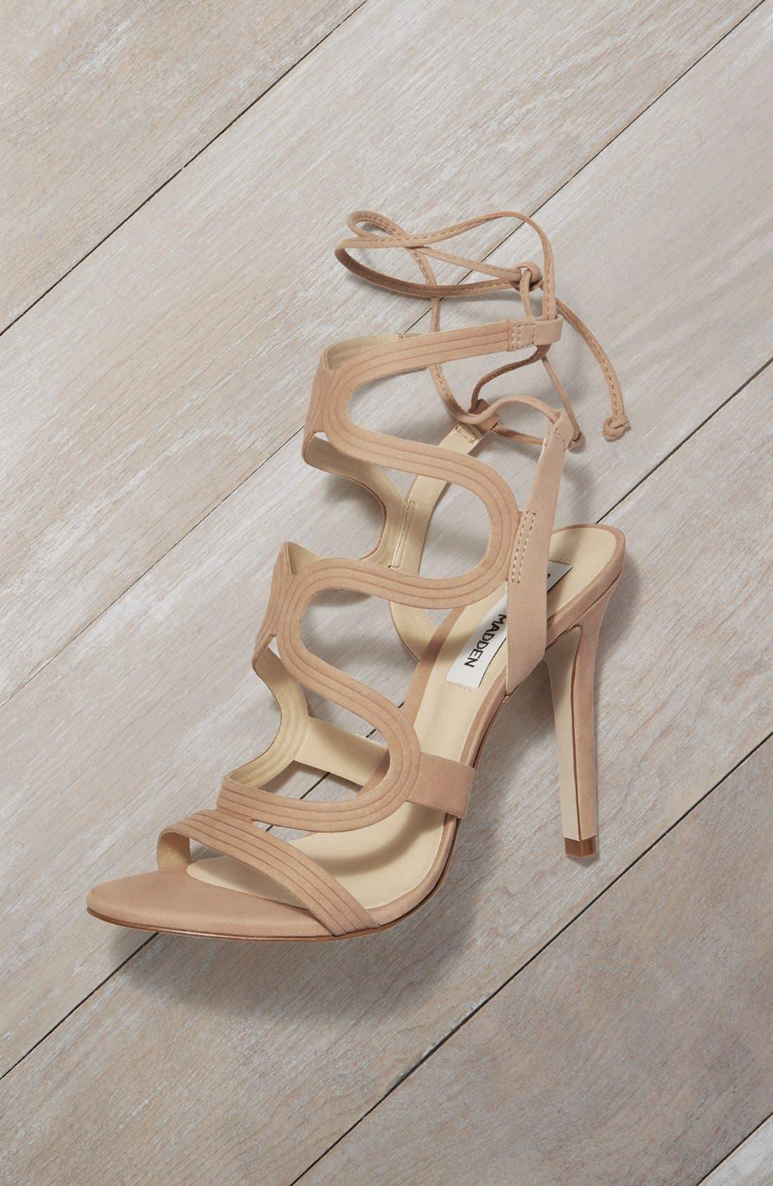 Alternate Image 6  - Steve Madden 'Ava' Sandal (Women)