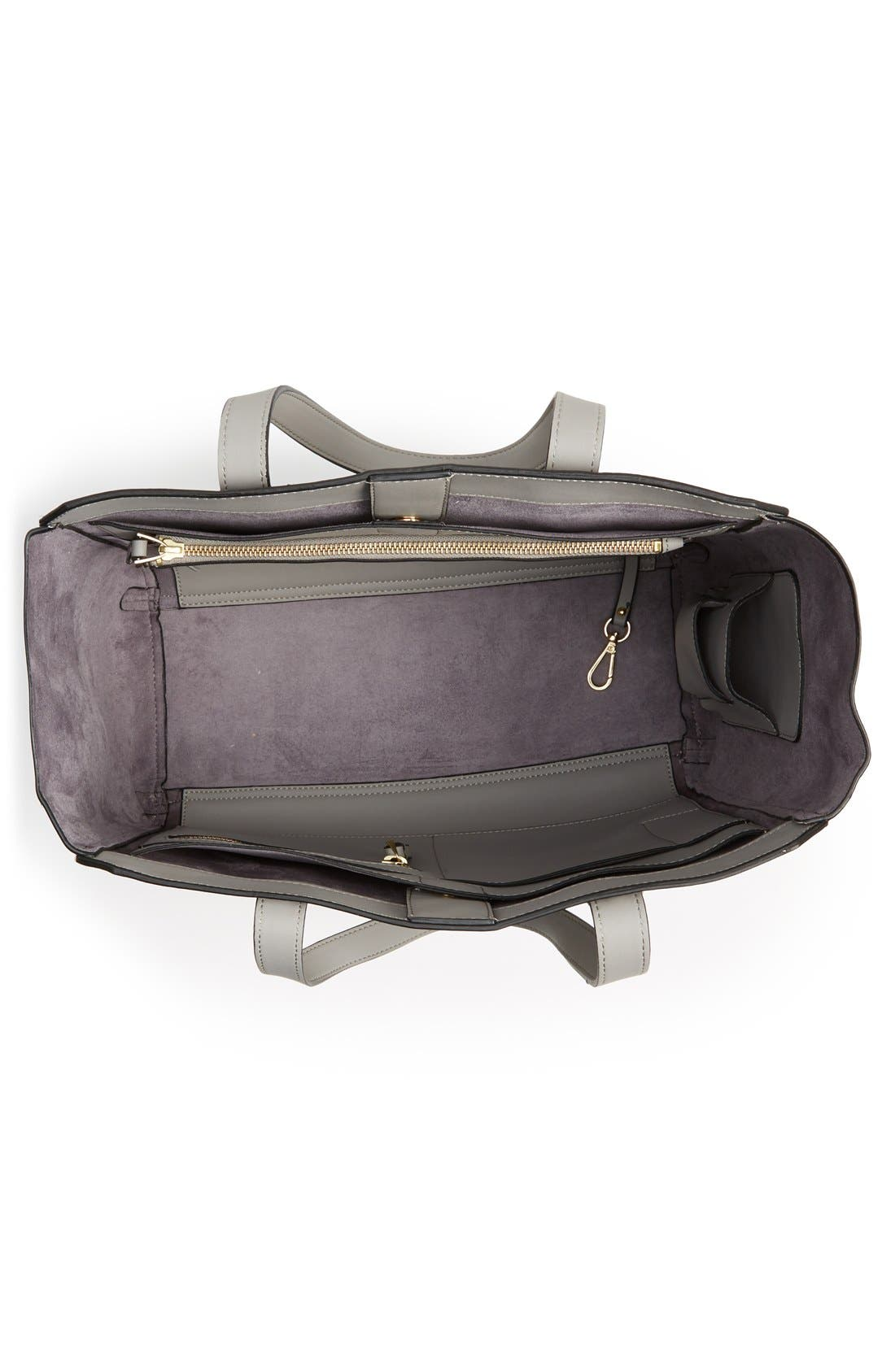 Alternate Image 4  - Ivanka Trump 'Soho Solutions' Leather Work Tote with Battery Charging Pack