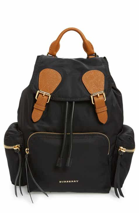 Burberry  Medium Runway Rucksack  Nylon Backpack 99050de6056f6