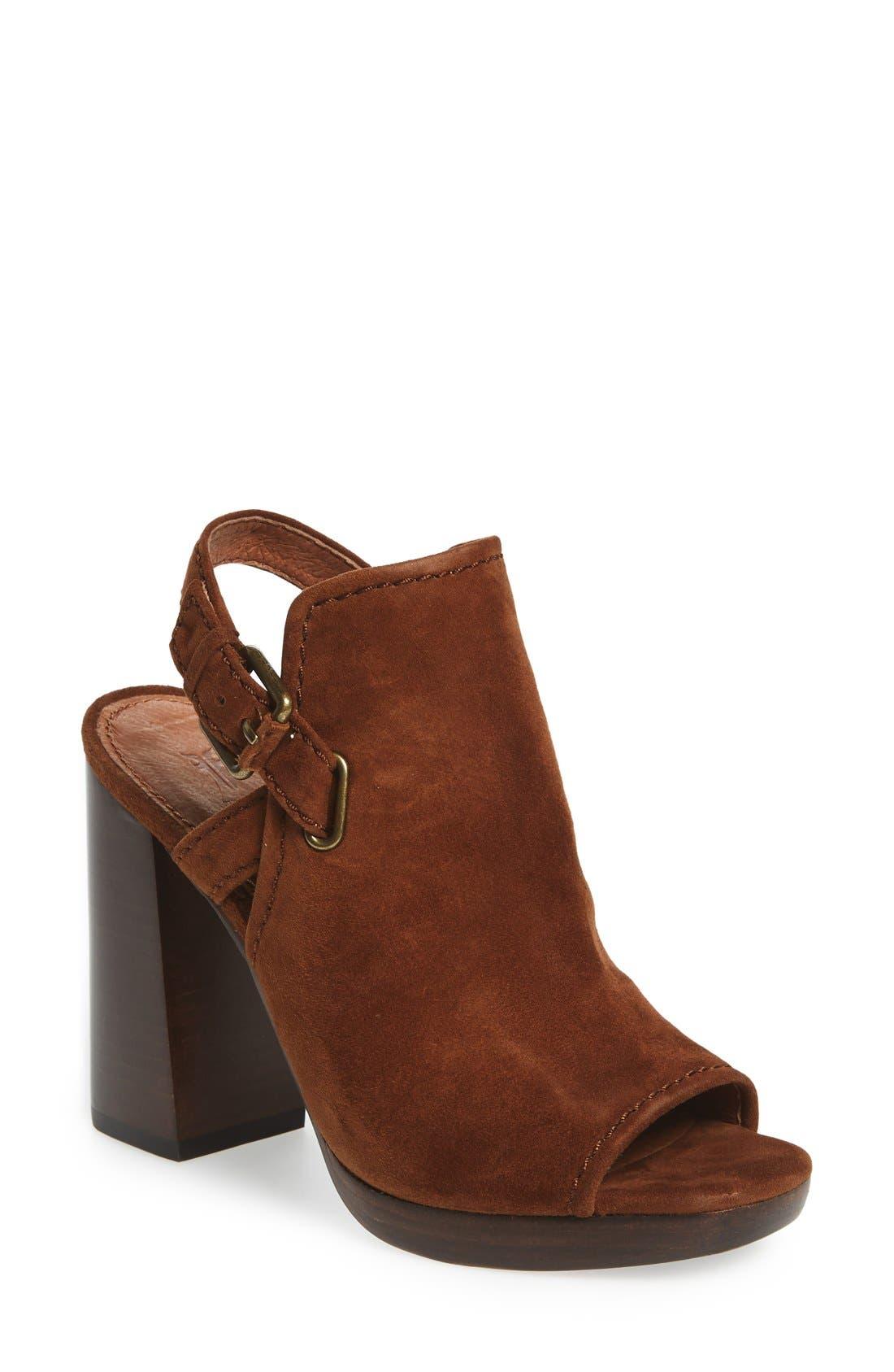 Alternate Image 1 Selected - Frye 'Karissa Shield' Sandal (Women)