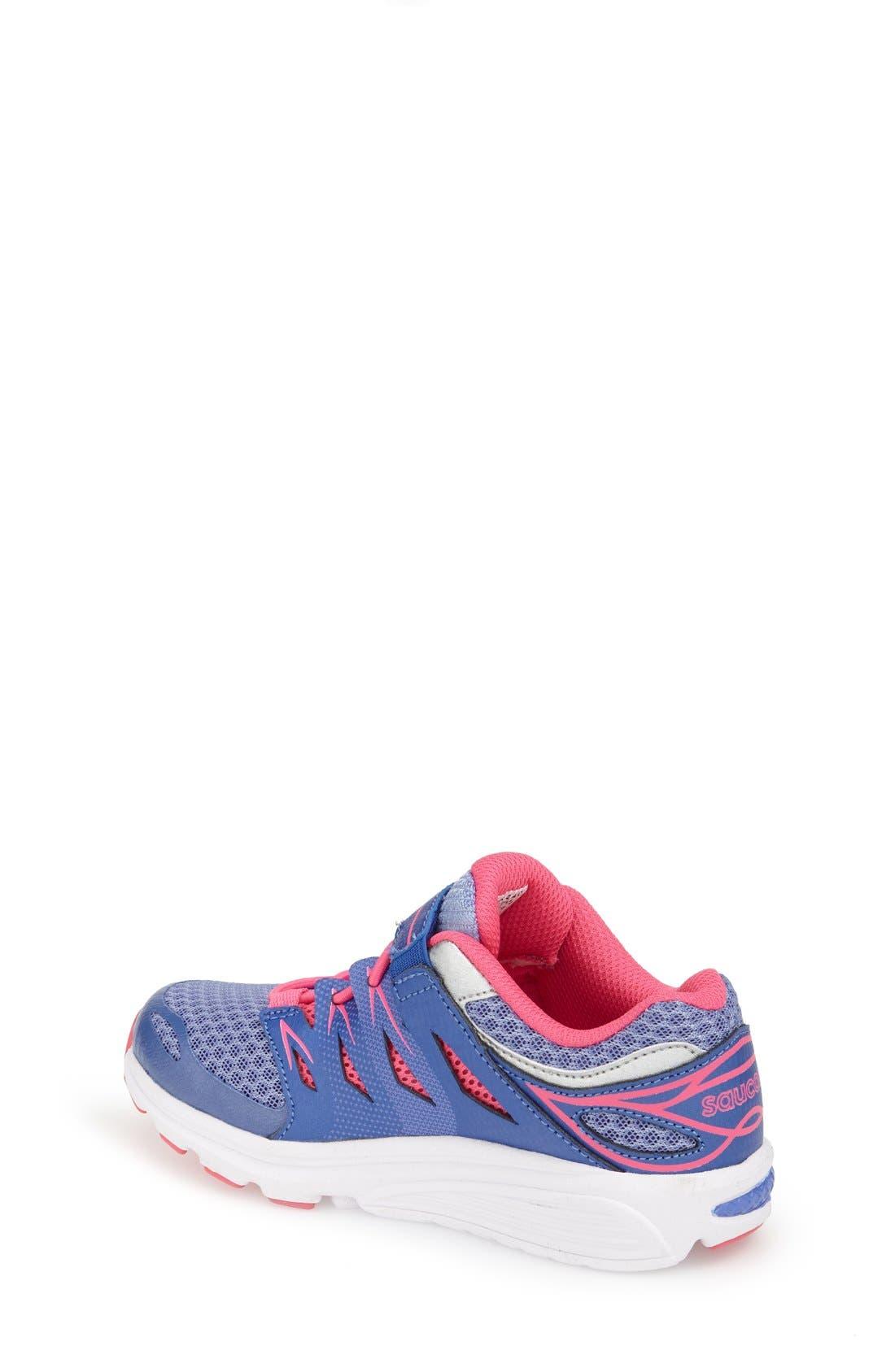 Alternate Image 2  - Saucony 'Zealot 2 AC' Sneaker (Toddler & Little Kid)