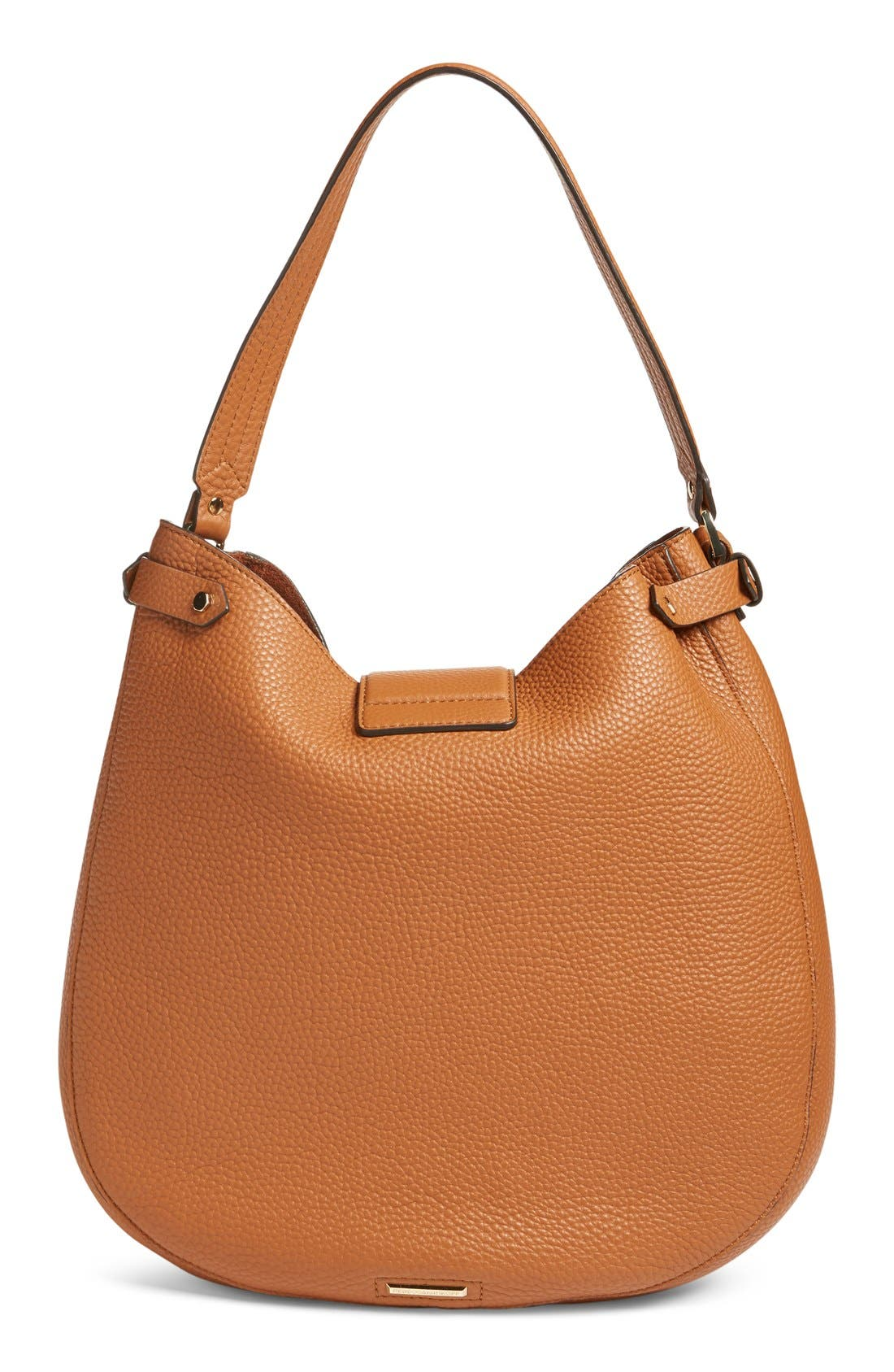Alternate Image 3  - Rebecca Minkoff 'Darren' Leather Hobo Bag