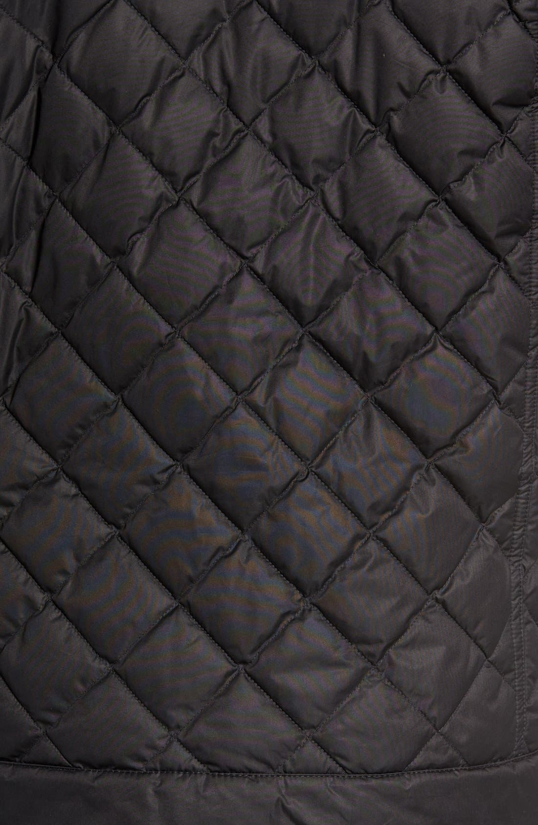 Alternate Image 5  - The North Face Sherpa Fleece Lined Quilted Jacket