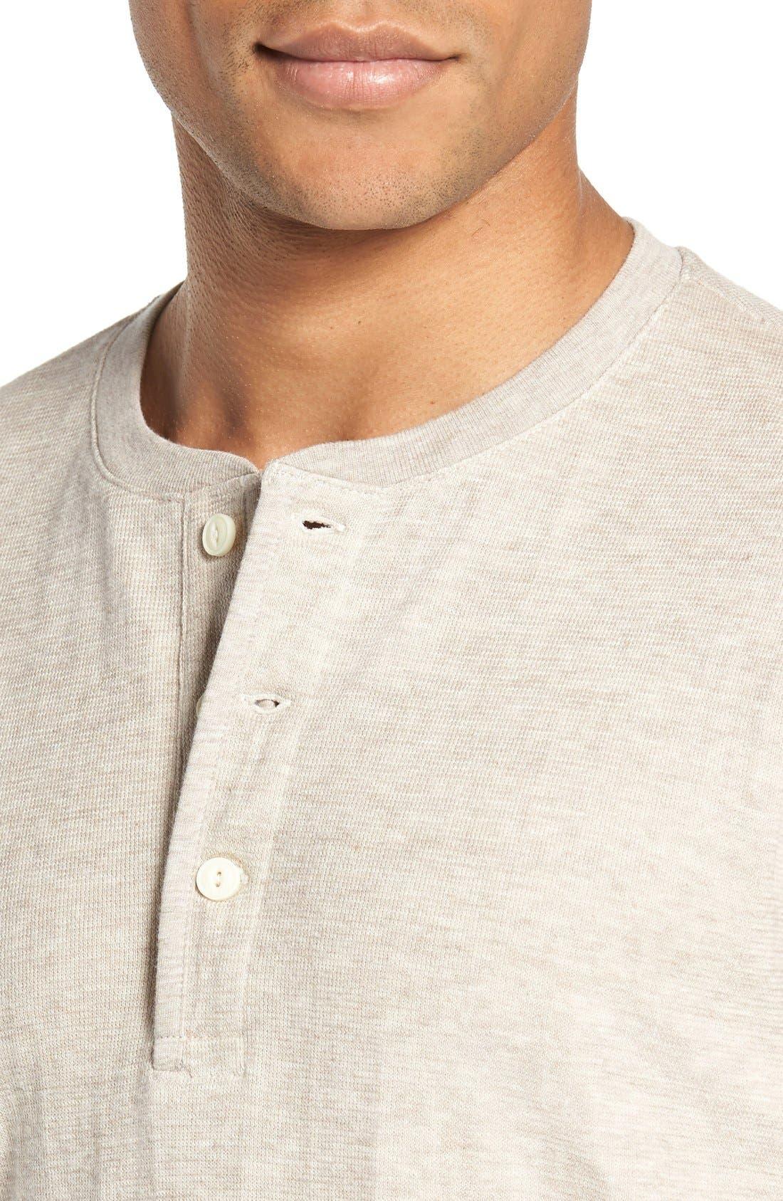 Alternate Image 4  - Nordstrom Men's Shop Long Sleeve Henley