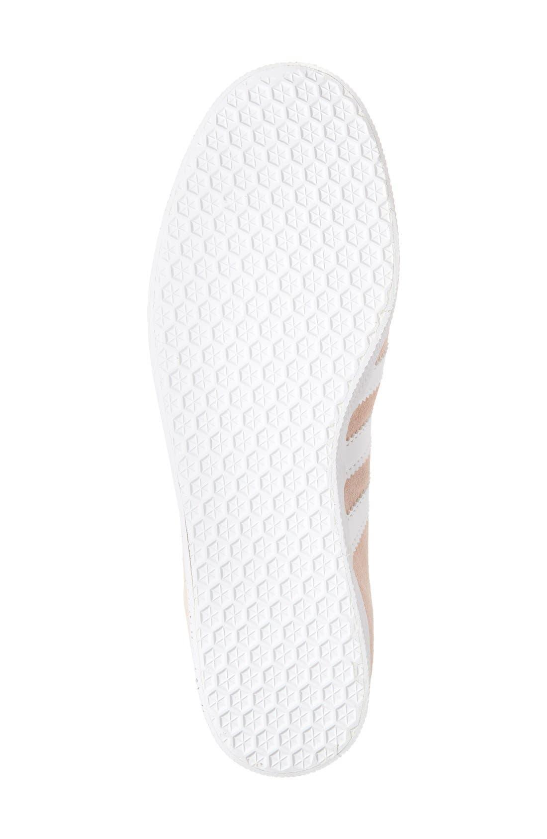Gazelle Sneaker,                             Alternate thumbnail 4, color,                             Vapor Pink