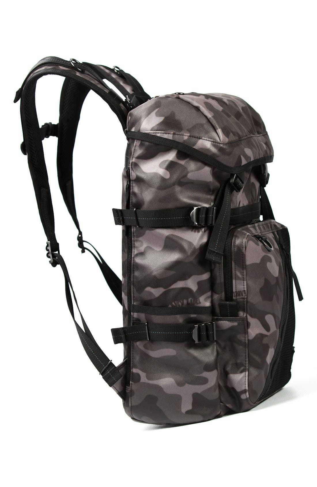 'NightHawk' Backpack,                             Alternate thumbnail 7, color,                             Camo