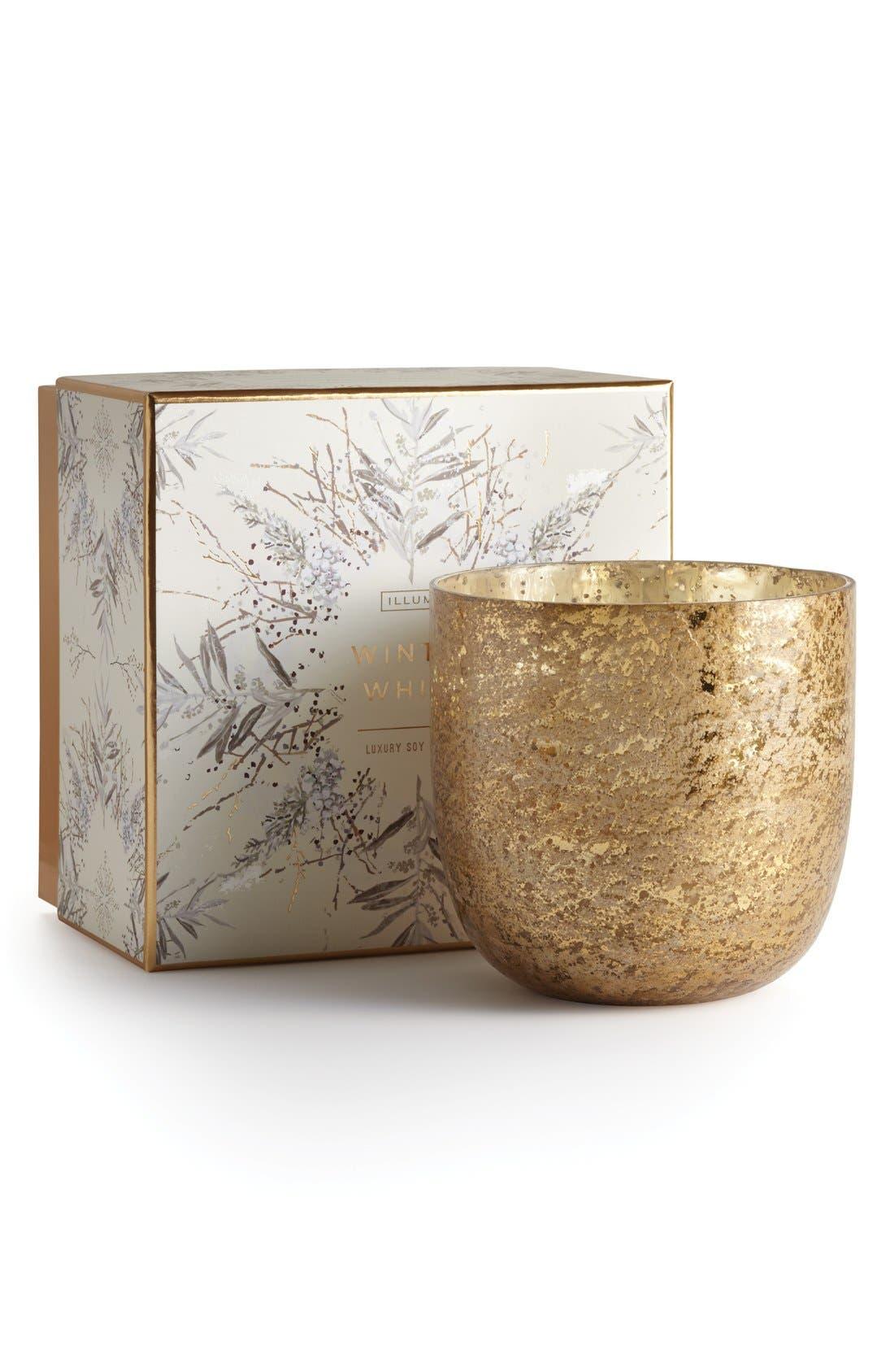 ILLUME® 'Luxe' Mercury Jar Candle