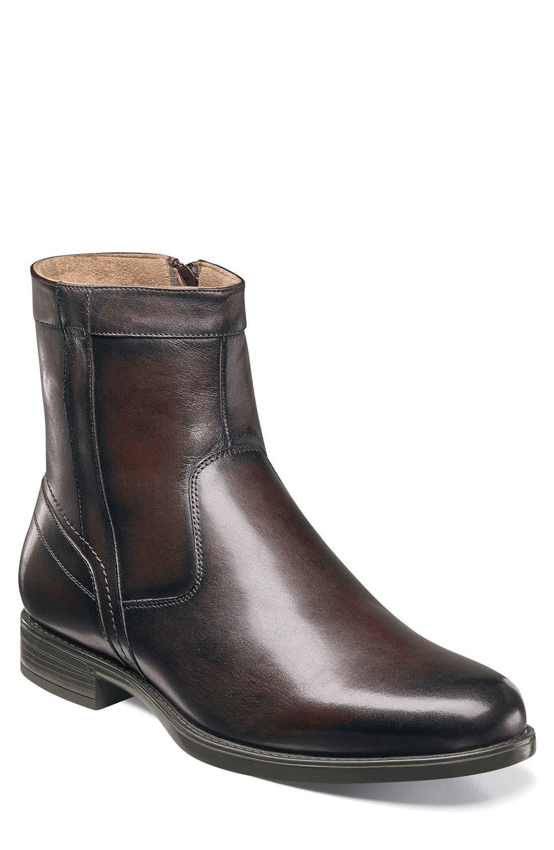 Alternate Image 1 Selected - Florsheim 'Midtown' Zip Boot (Men)