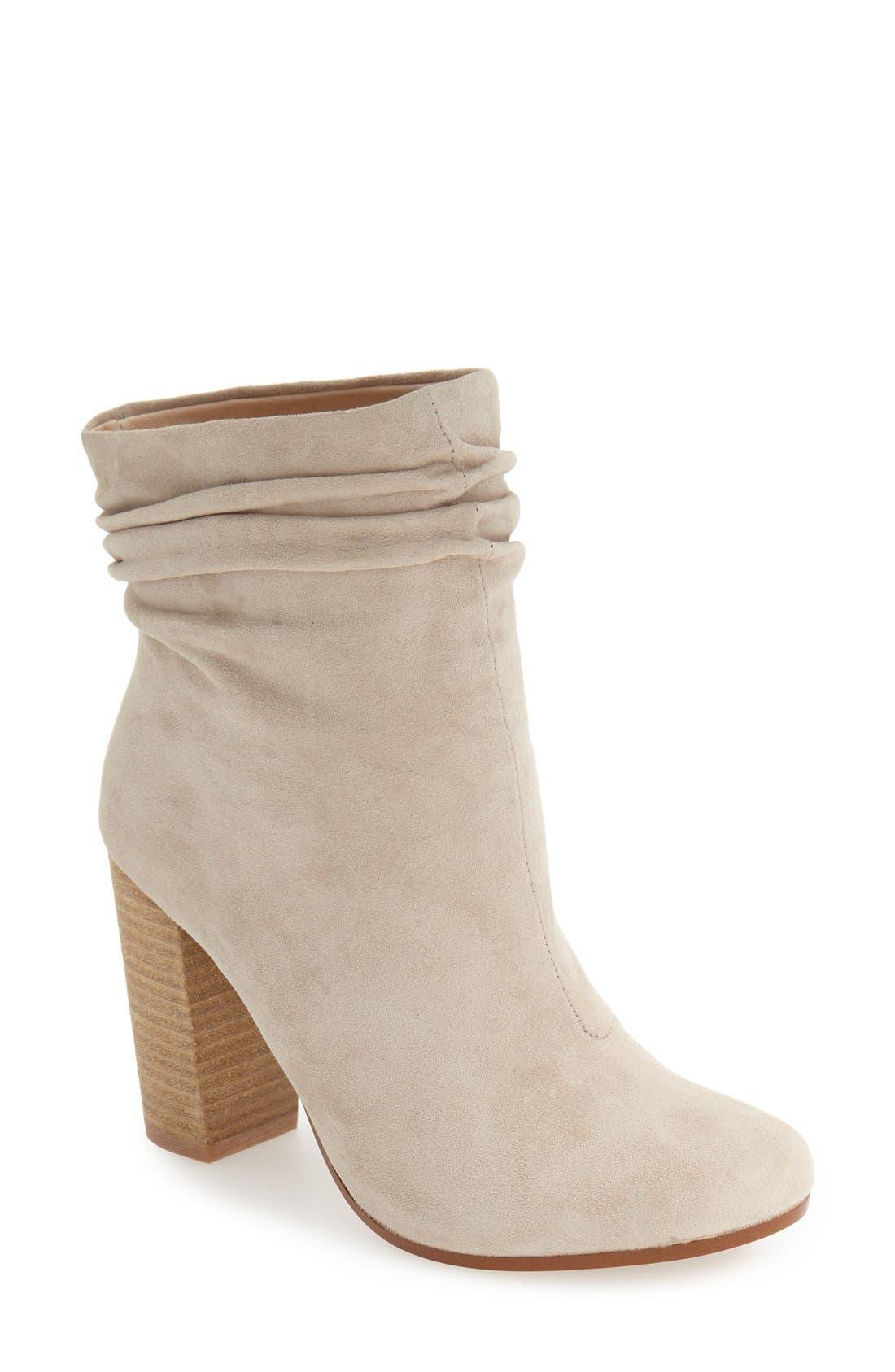 Kristin Cavallari 'Georgie' Block Heel Boot (Women)