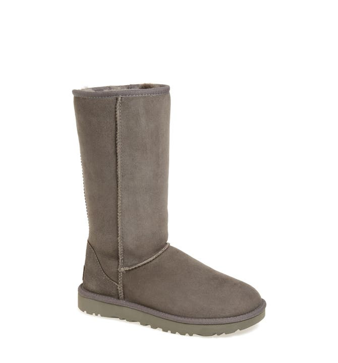 UGG Classic II Genuine Shearling Lined Tall Boot Women Nordstrom - Free creative invoice template official ugg outlet online store