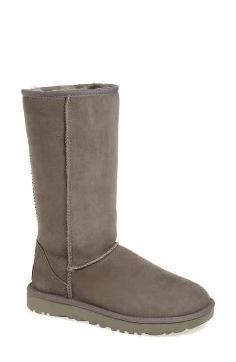 2d2d052afa9b UGG® Classic II Genuine Shearling Lined Tall Boot (Women)