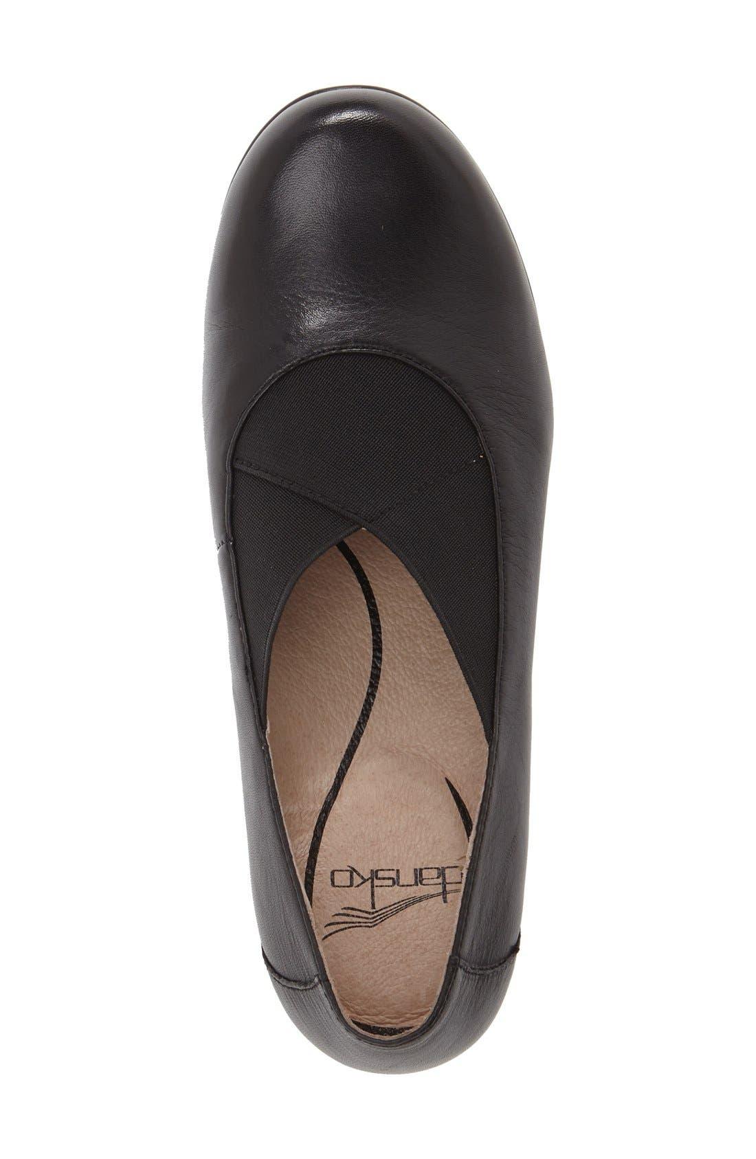 Alternate Image 3  - Dansko 'Ann' Round Toe Flat (Women)