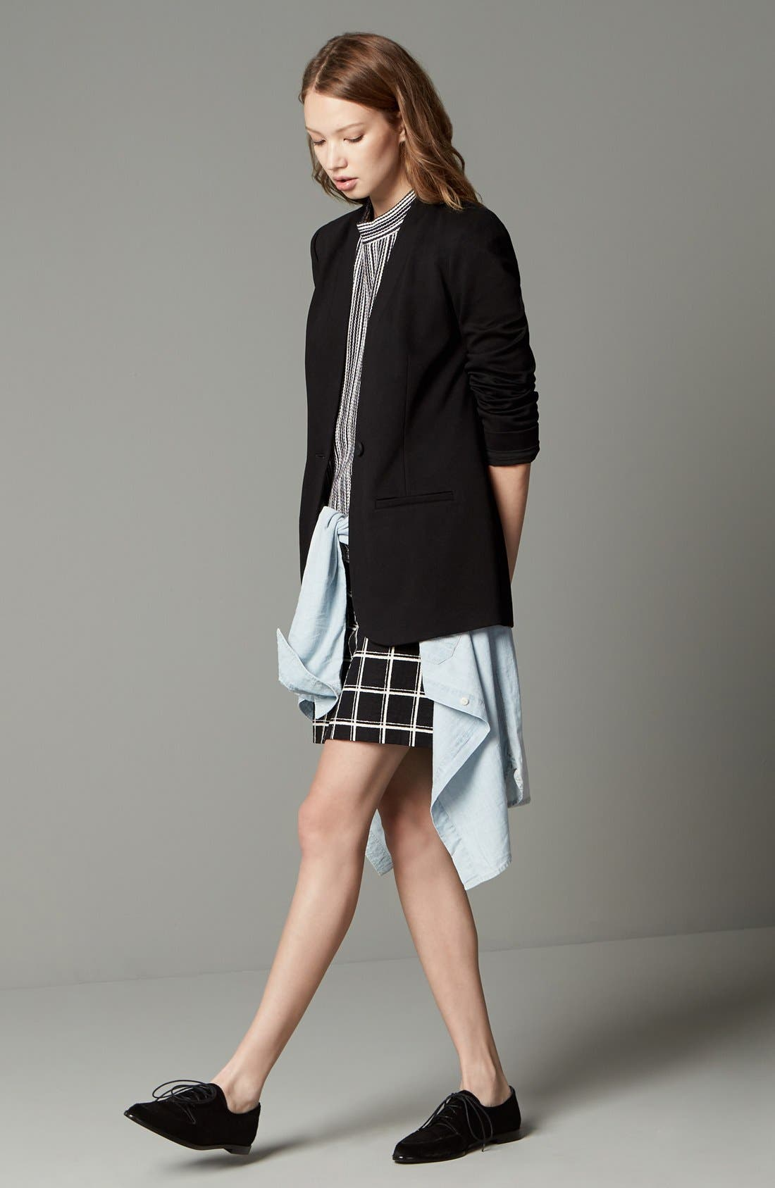 Alternate Image 2  - Madewell Tribune Blazer