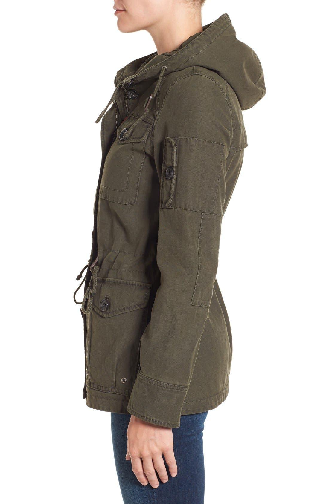 Alternate Image 3  - Levi's® Cotton Twill Utility Jacket