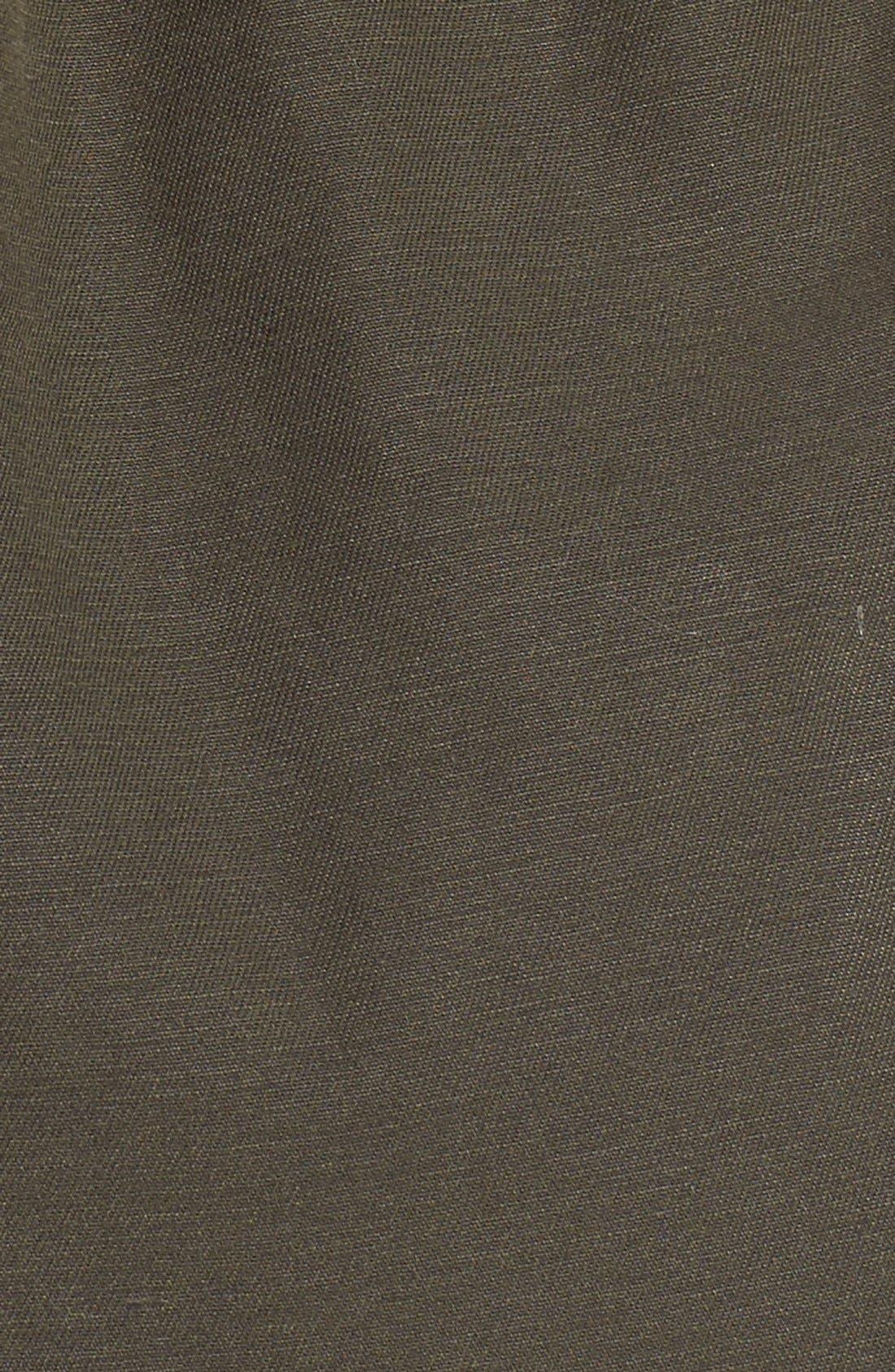 Alternate Image 5  - Levi's® Cotton Twill Utility Jacket