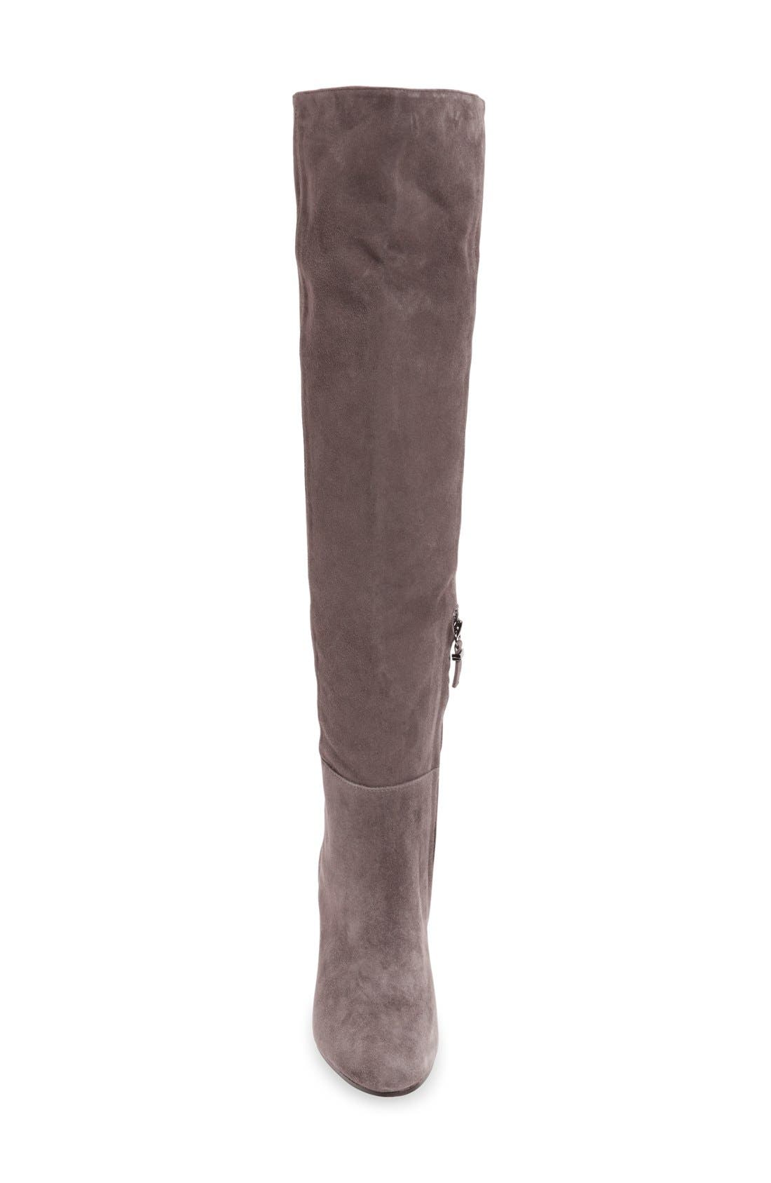 Alternate Image 3  - Halogen® 'Noble' Over the Knee Boot (Women)