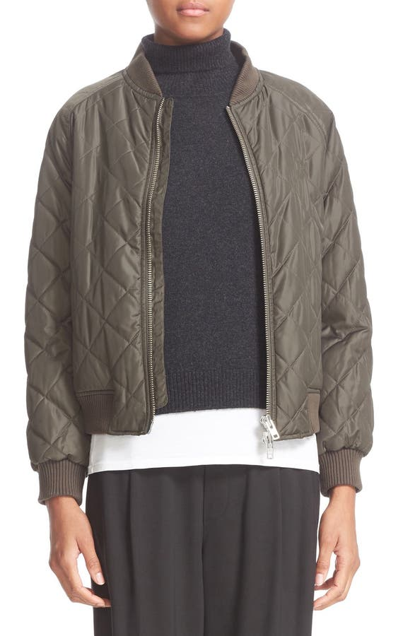Vince Quilted Bomber Jacket | Nordstrom : vince quilted jacket - Adamdwight.com