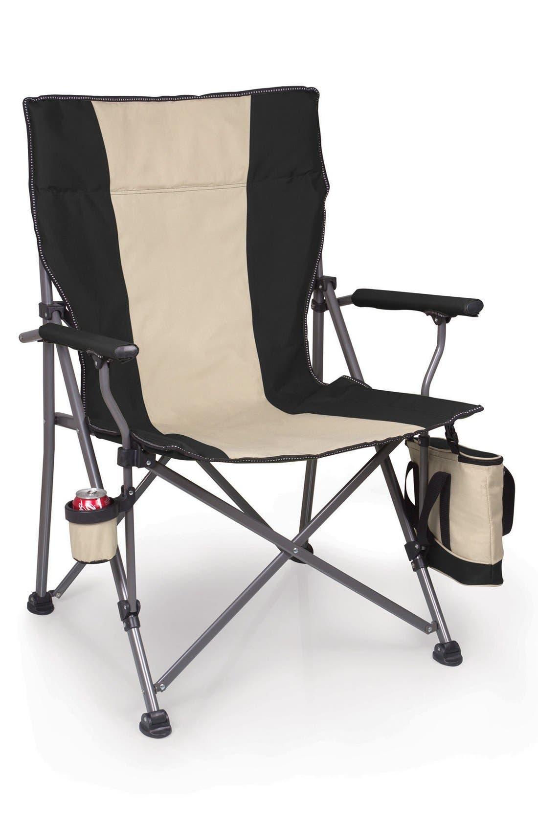 Big Bear Camp Chair,                         Main,                         color, Black