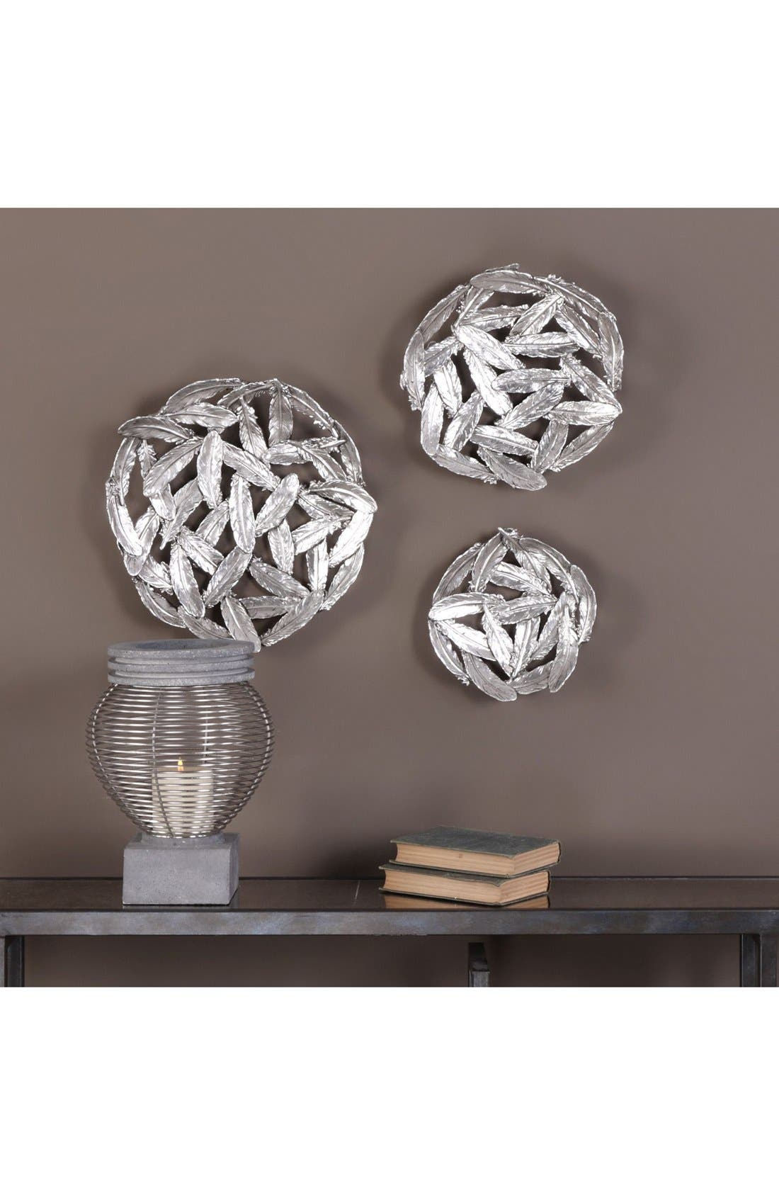 Alternate Image 2  - Uttermost 'Quills' Wall Art (Set of 3)