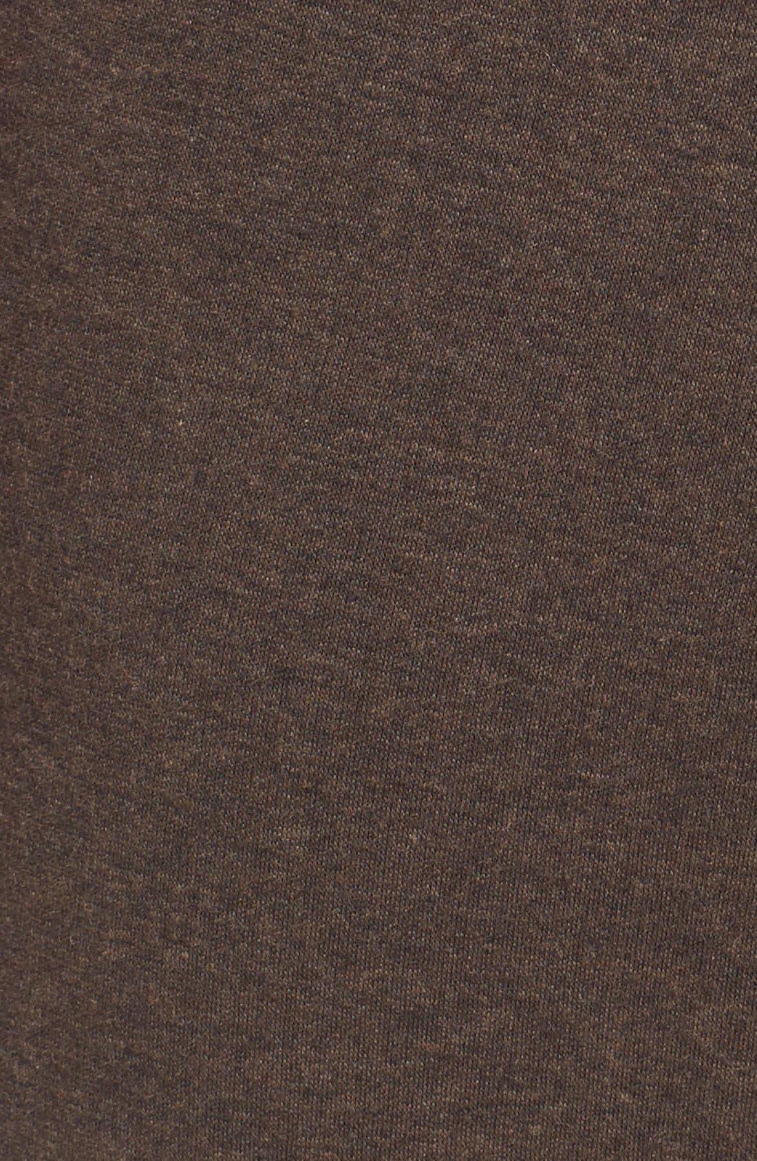 'Colton' Lounge Pants,                             Alternate thumbnail 5, color,                             Stout Heather