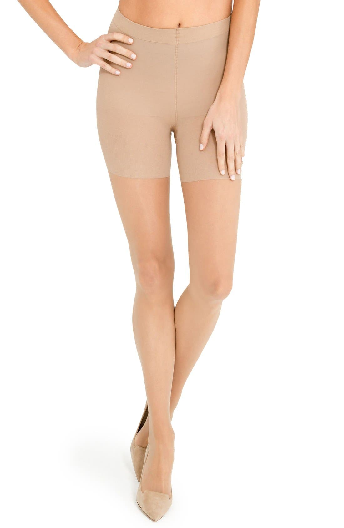 Alternate Image 1 Selected - SPANX® Luxe Leg Pantyhose