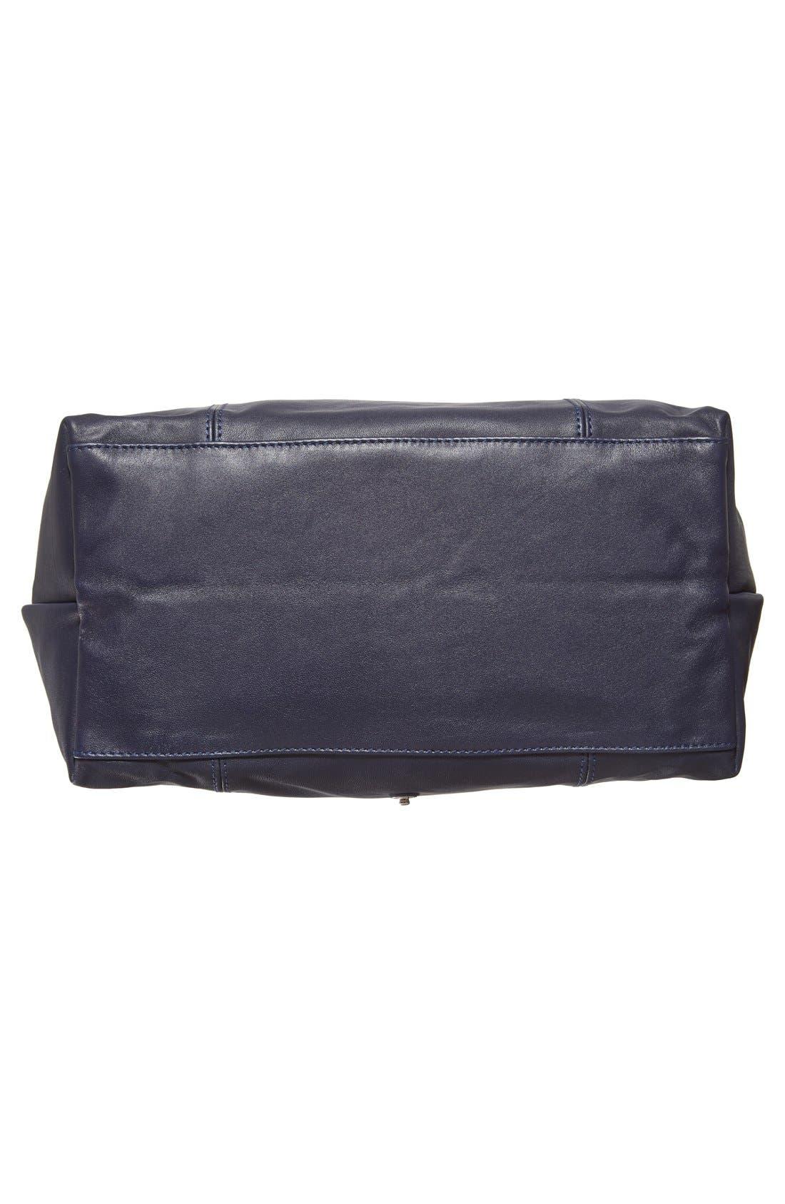 Alternate Image 6  - Longchamp 'Le Pliage Cuir' Leather Handbag