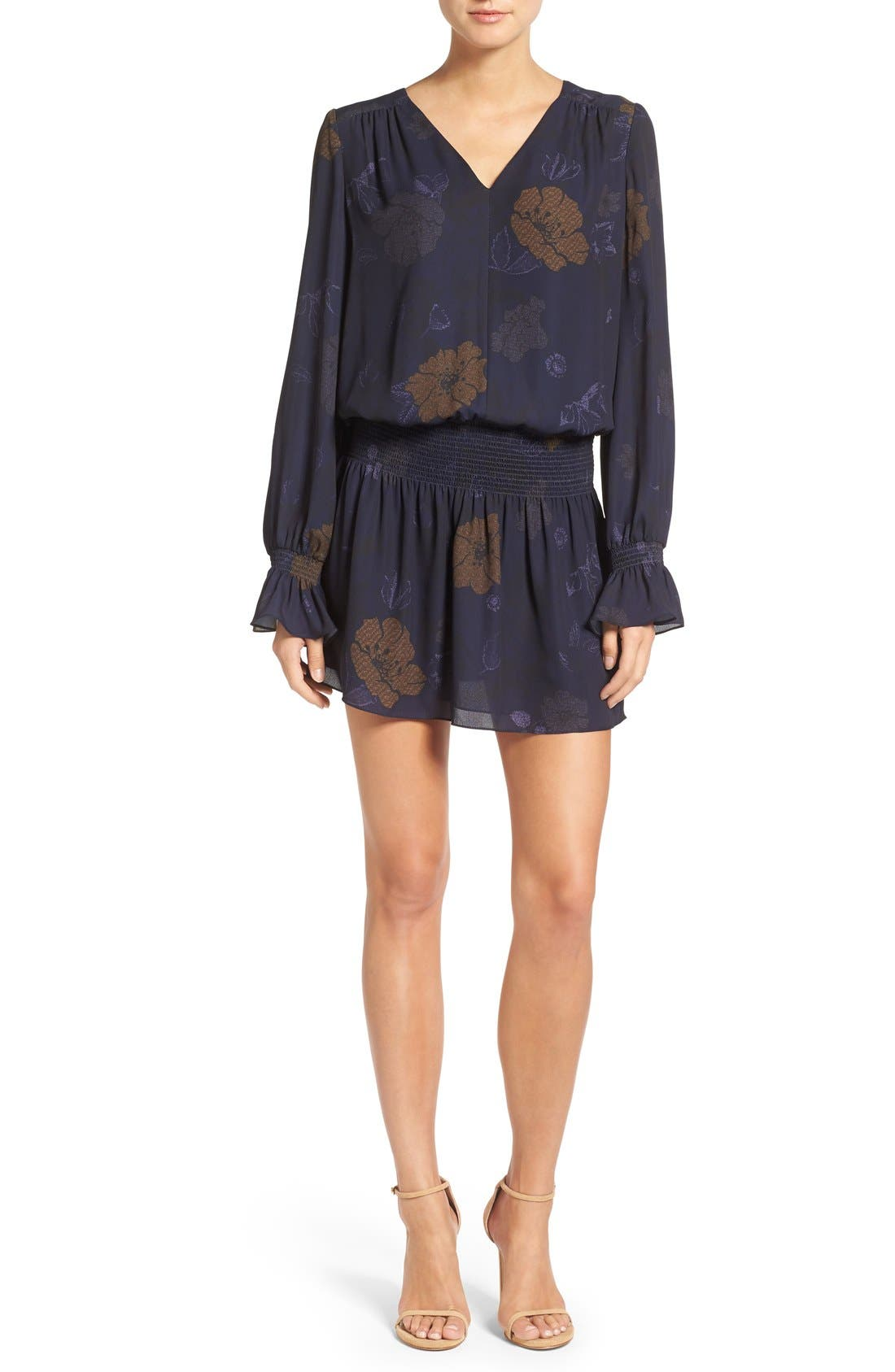 Alternate Image 1 Selected - Chelsea28 Drop Waist Dress
