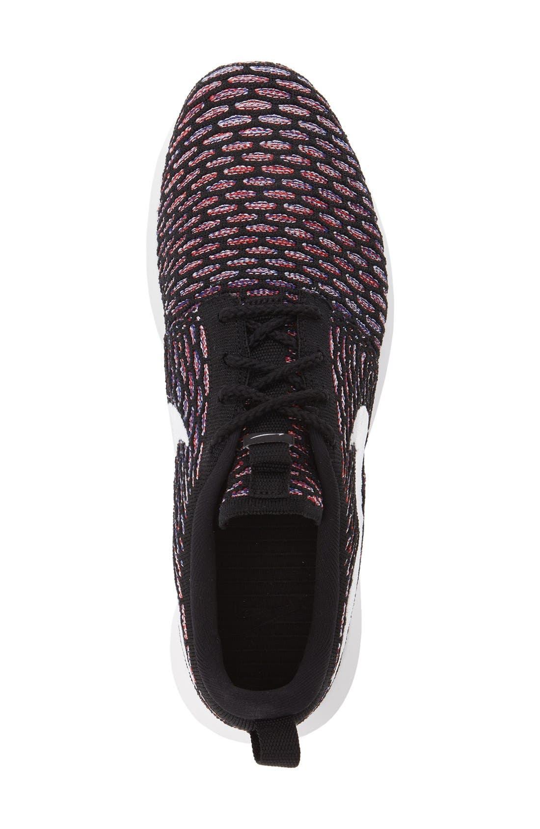 Alternate Image 3  - Nike Flyknit 'Roshe Run' Sneaker (Men)