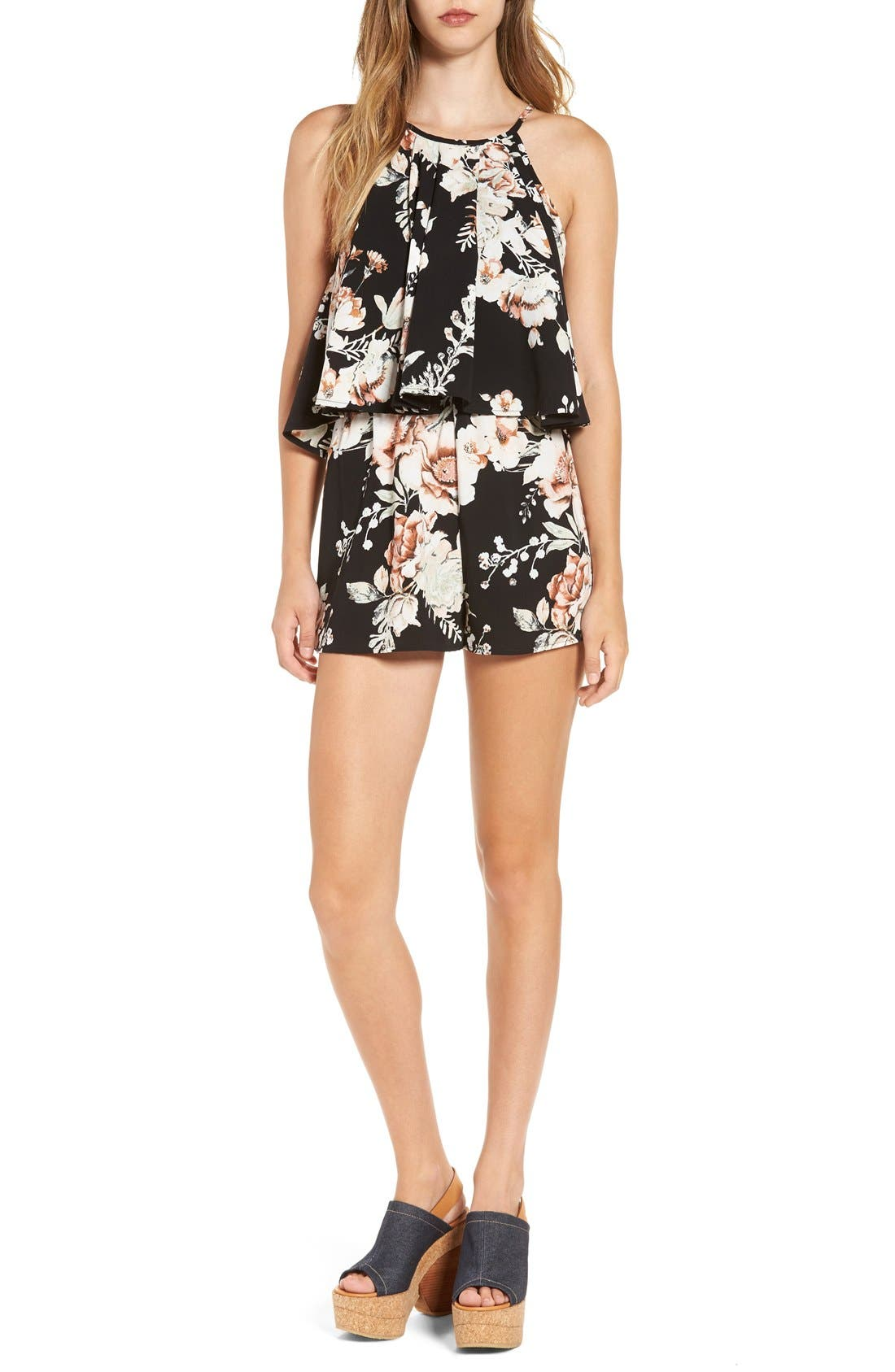 Alternate Image 1 Selected - Leith Popover Romper