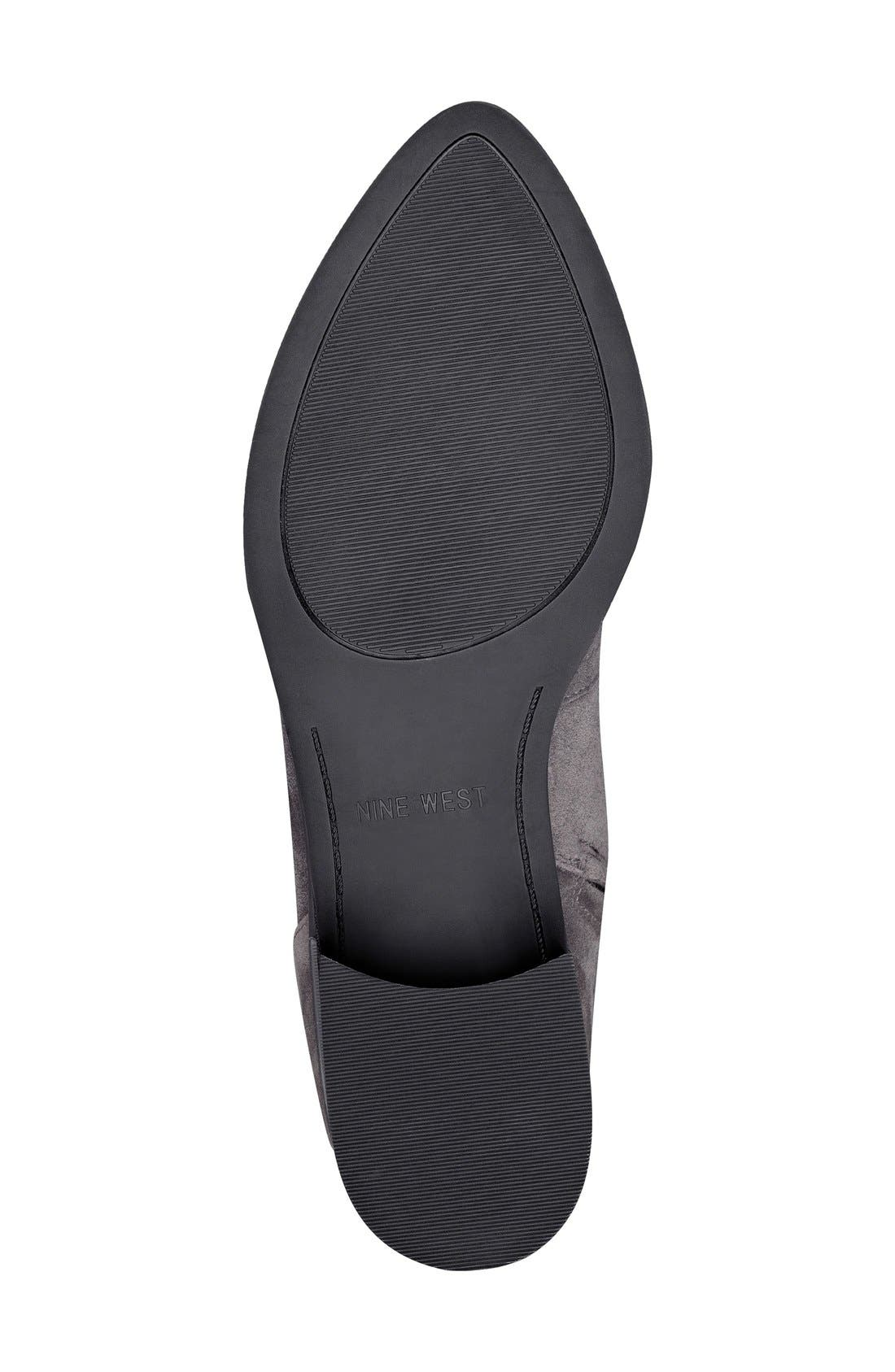 Alternate Image 4  - Nine West 'Nicolah' Tall Boot (Women)