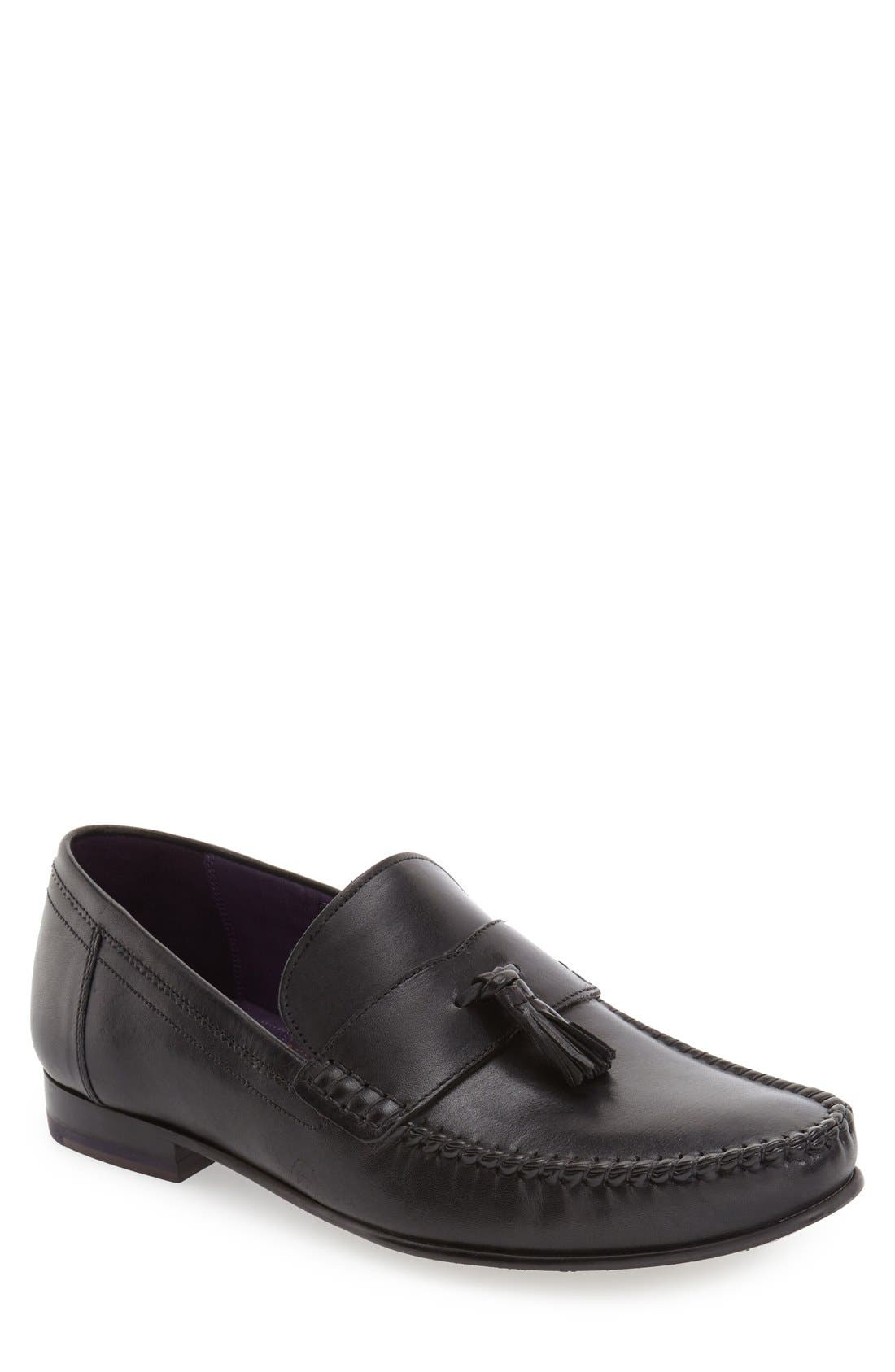Ted Baker London 'Simbaa' Tassel Loafer (Men)