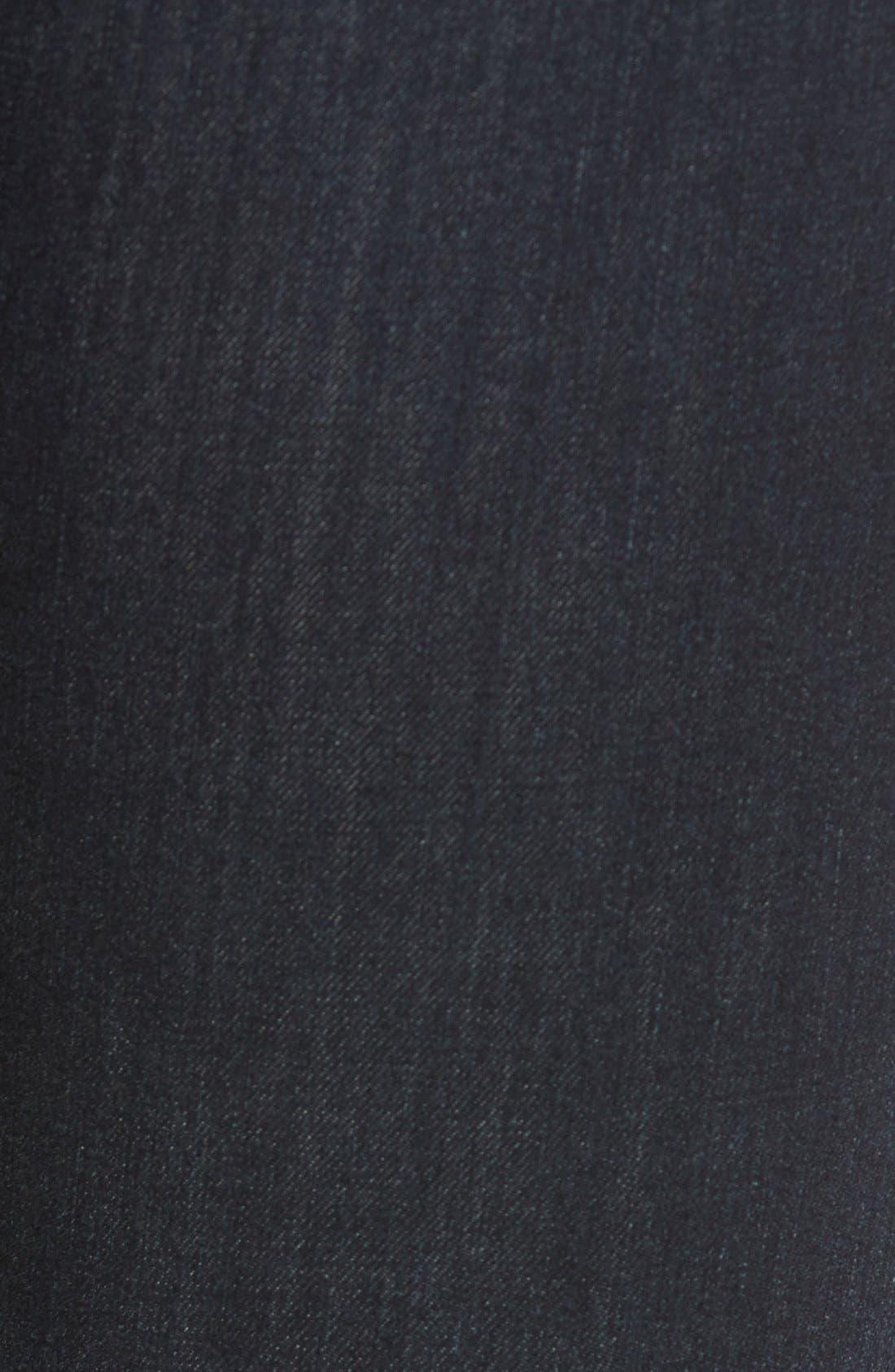 Alternate Image 5  - AG Contour 360 - Farrah High Waist Skinny Jeans