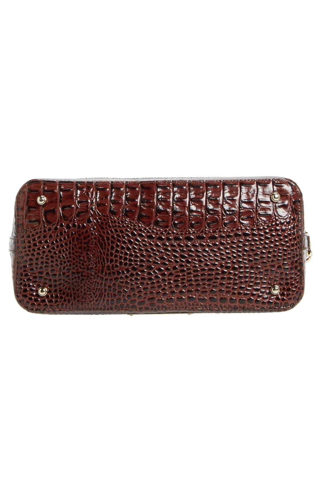 Alternate Image 6  - Brahmin 'Duxbury' Leather Satchel