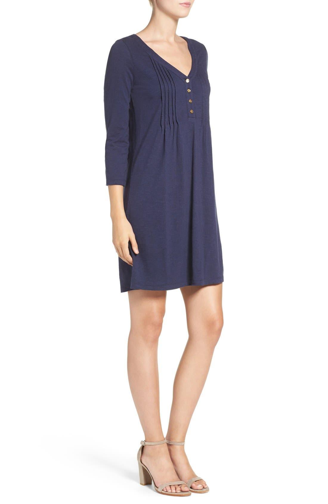 Alternate Image 3  - Lilly Pulitzer® 'Amberly' Jersey T-Shirt Dress