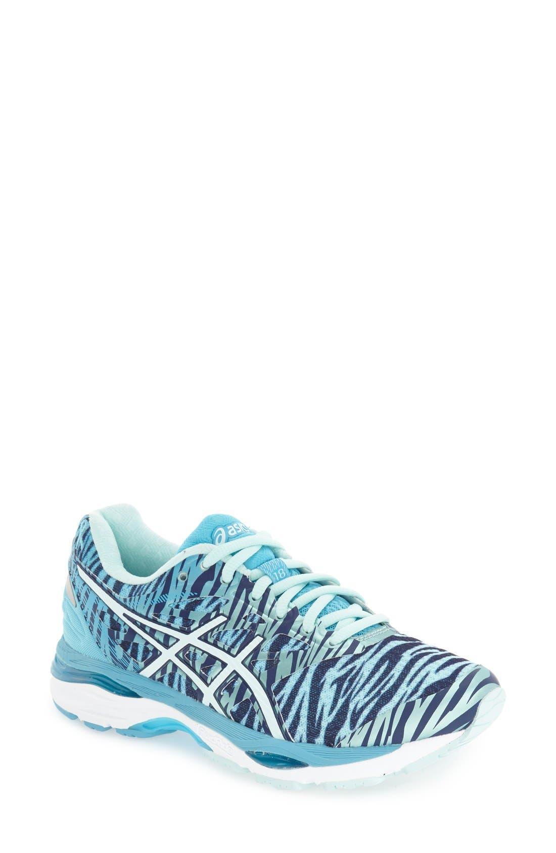 Alternate Image 1 Selected - ASICS® 'GEL-Cumulus® 18' Running Shoe (Women)
