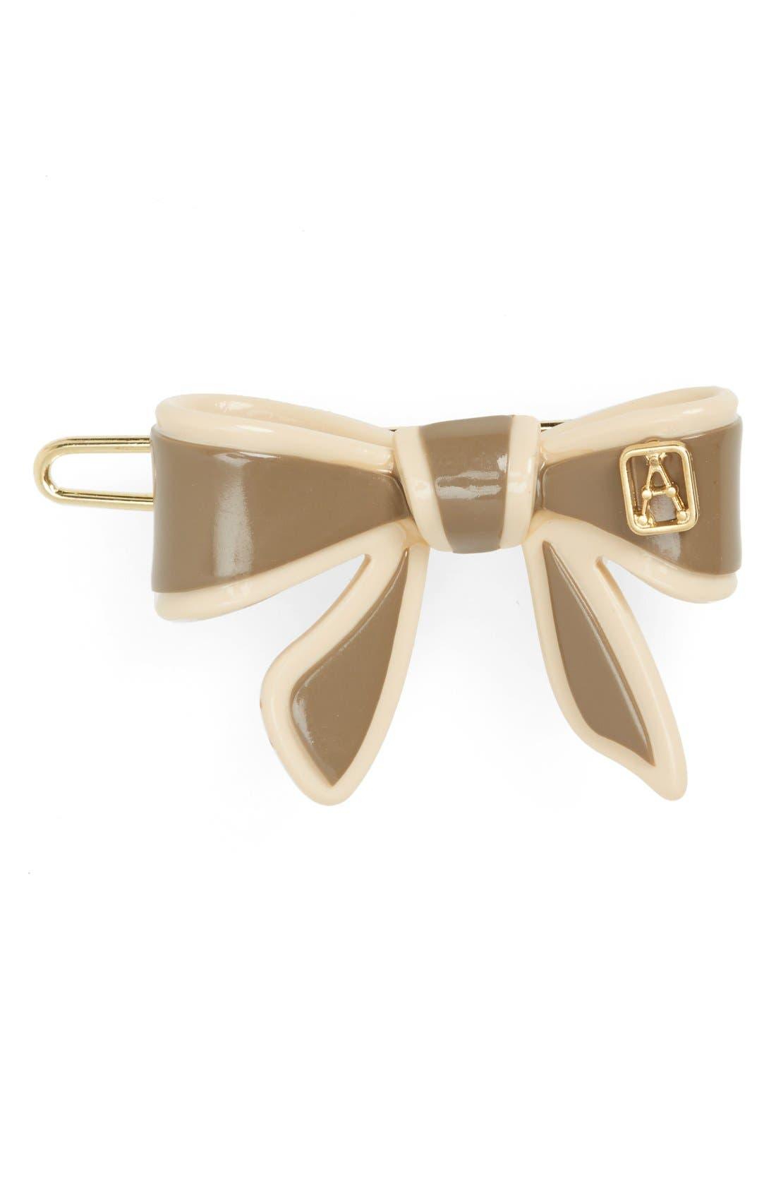 Alexandre de Paris 'Mini Tenderly' Bow Barrette