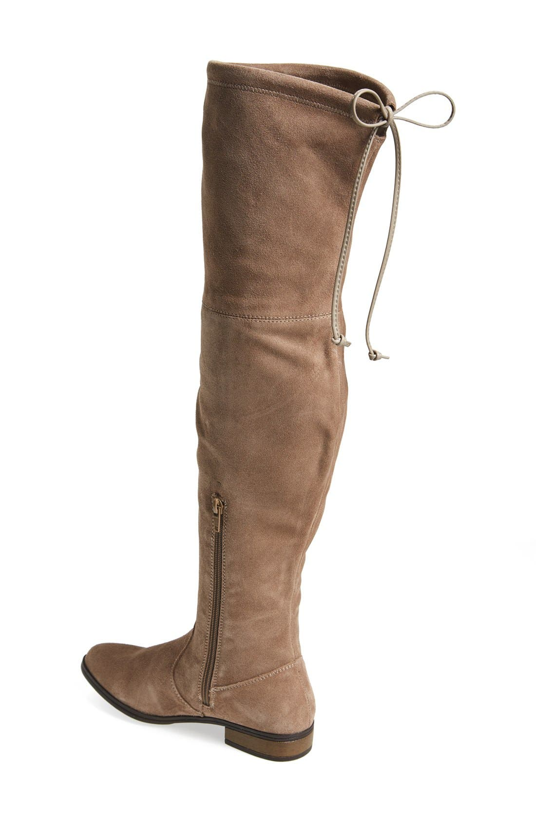 Alternate Image 2  - Sole Society 'Valencia' Over the Knee Boot (Women)