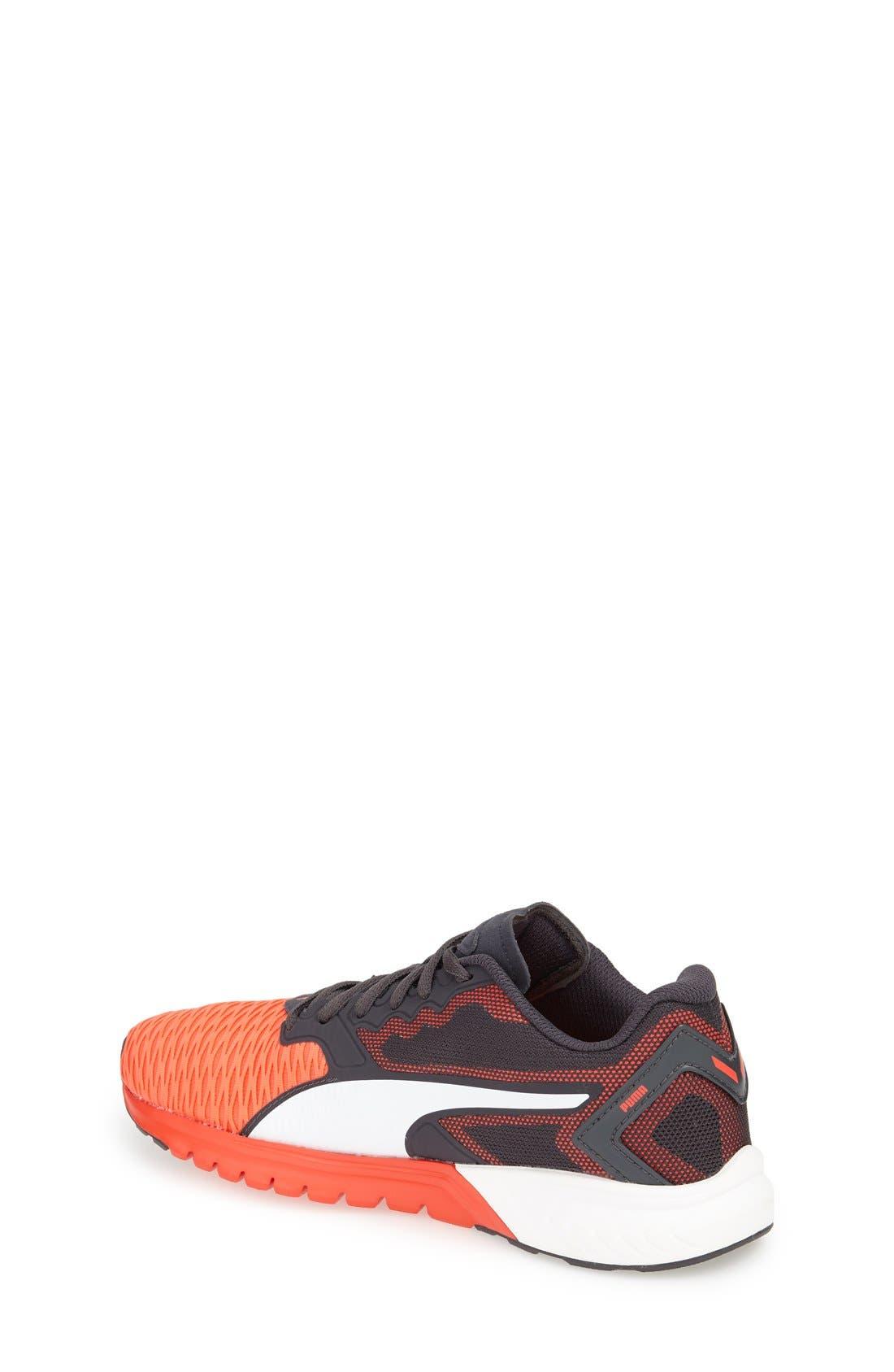 Alternate Image 2  - PUMA 'IGNITE Dual' Sneaker (Big Kid)